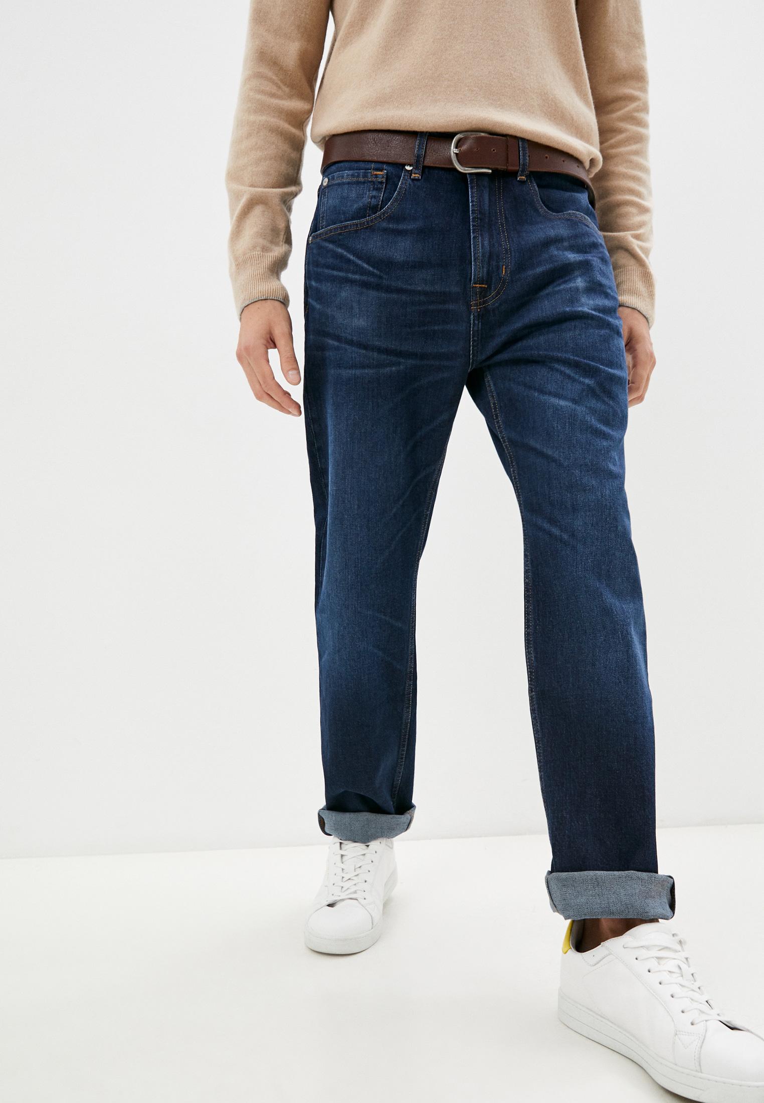 Мужские прямые джинсы 7 For All Mankind (7 Фо Олл Мэнкайнд) JSOOL390DE: изображение 1