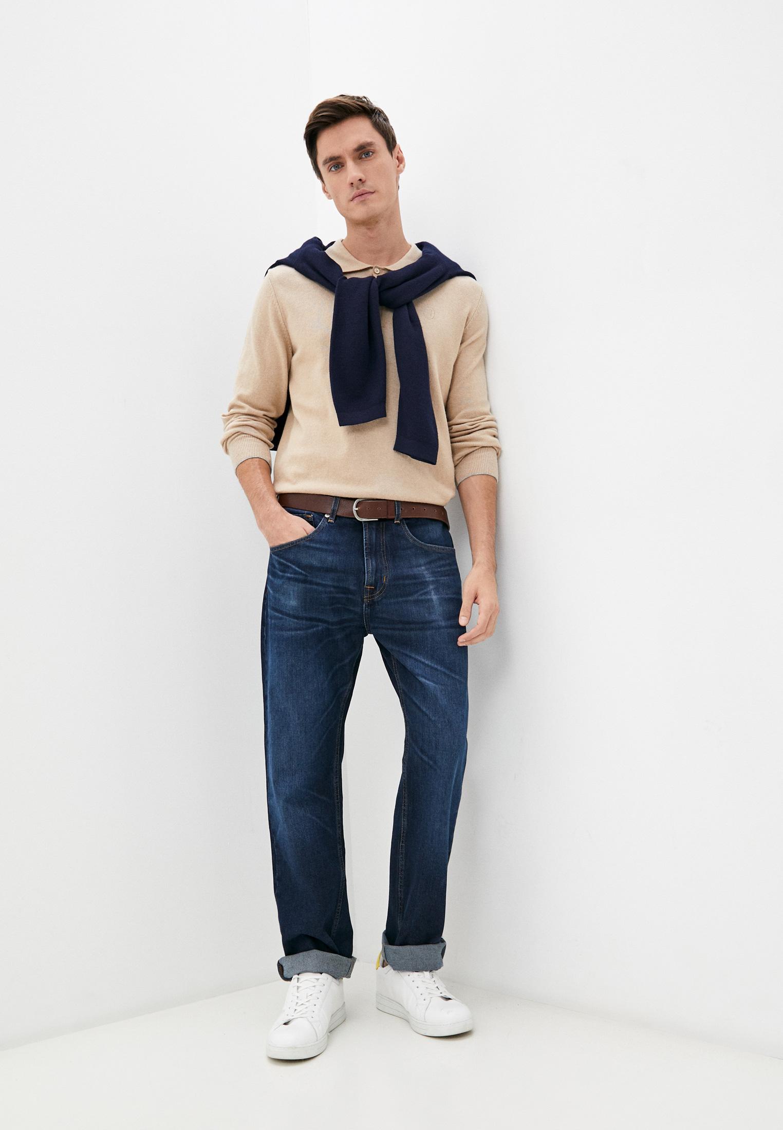 Мужские прямые джинсы 7 For All Mankind (7 Фо Олл Мэнкайнд) JSOOL390DE: изображение 3