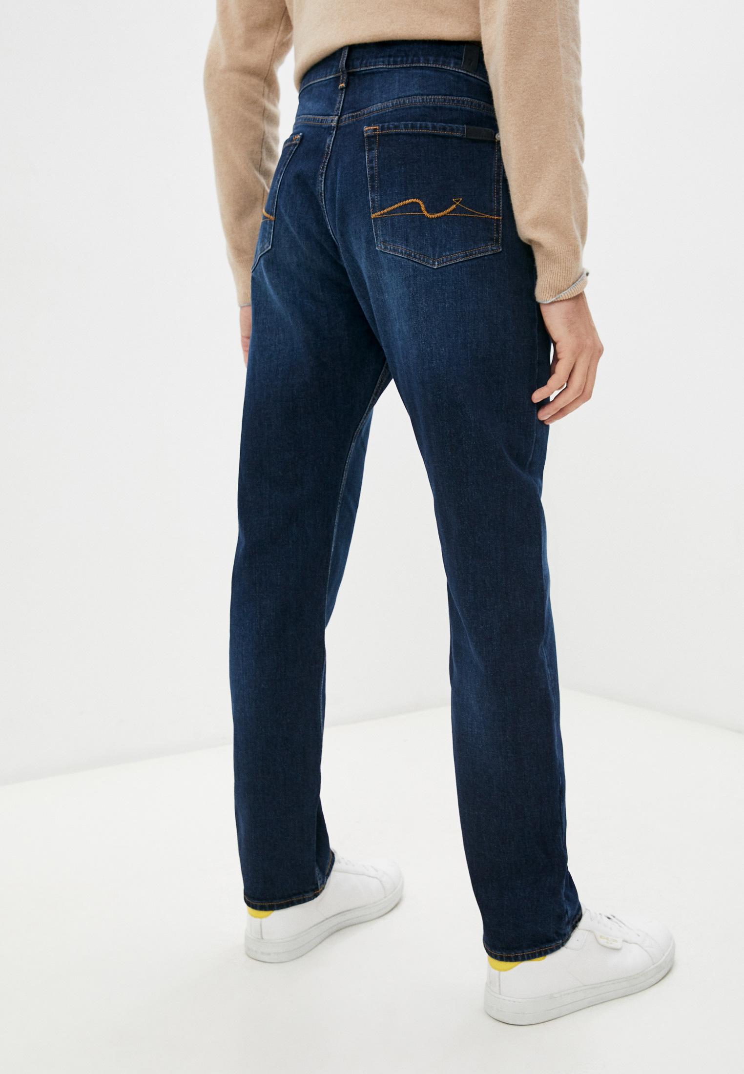Мужские прямые джинсы 7 For All Mankind (7 Фо Олл Мэнкайнд) JSOOL390DE: изображение 4