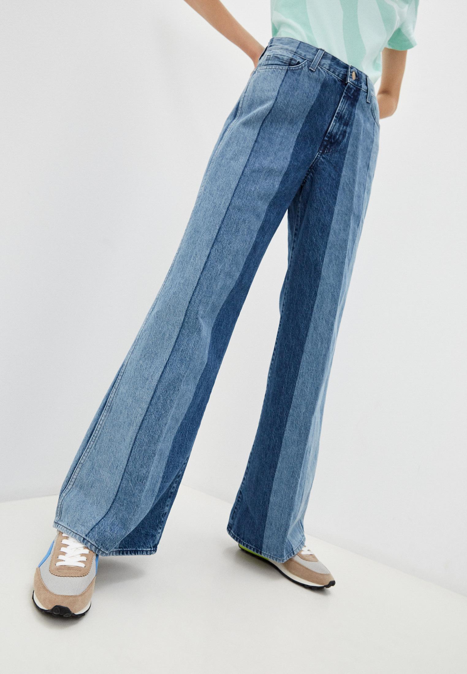 Широкие и расклешенные джинсы 7 For All Mankind (7 Фо Олл Мэнкайнд) Джинсы 7 For All Mankind
