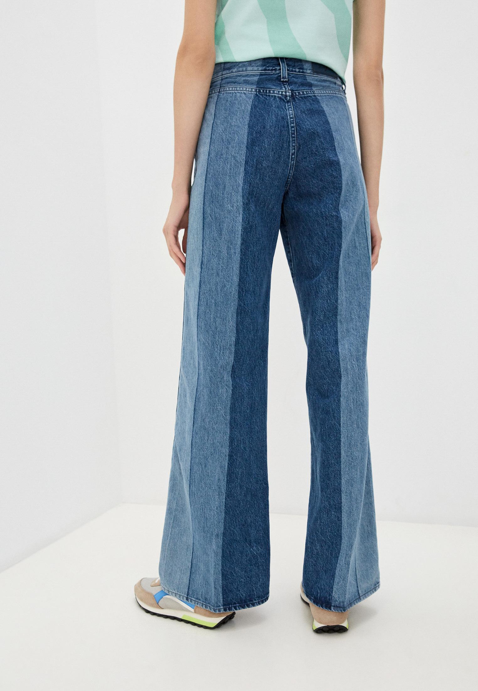 Широкие и расклешенные джинсы 7 For All Mankind (7 Фо Олл Мэнкайнд) JSP00660LS: изображение 4
