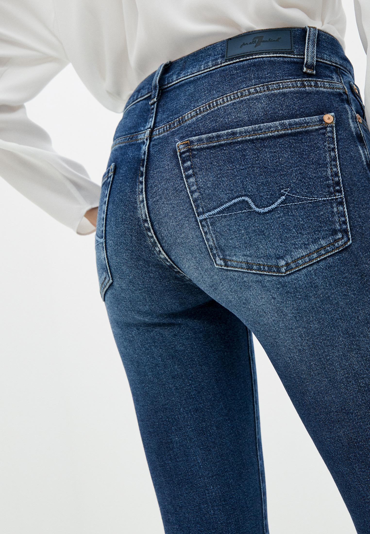 Широкие и расклешенные джинсы 7 For All Mankind (7 Фо Олл Мэнкайнд) JSWB1200RJ: изображение 5
