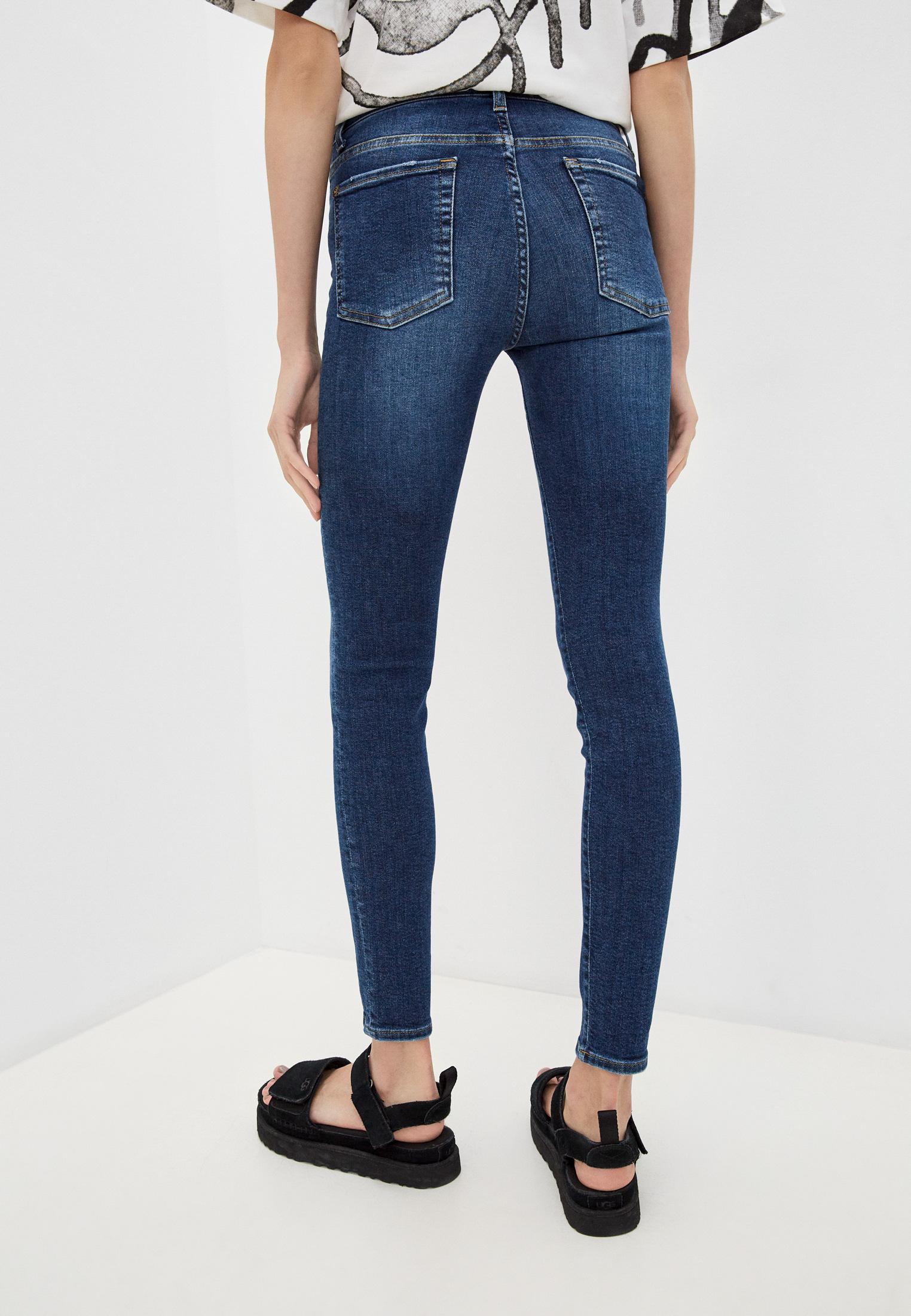 Зауженные джинсы 7 For All Mankind (7 Фо Олл Мэнкайнд) JSWZB740SA: изображение 4