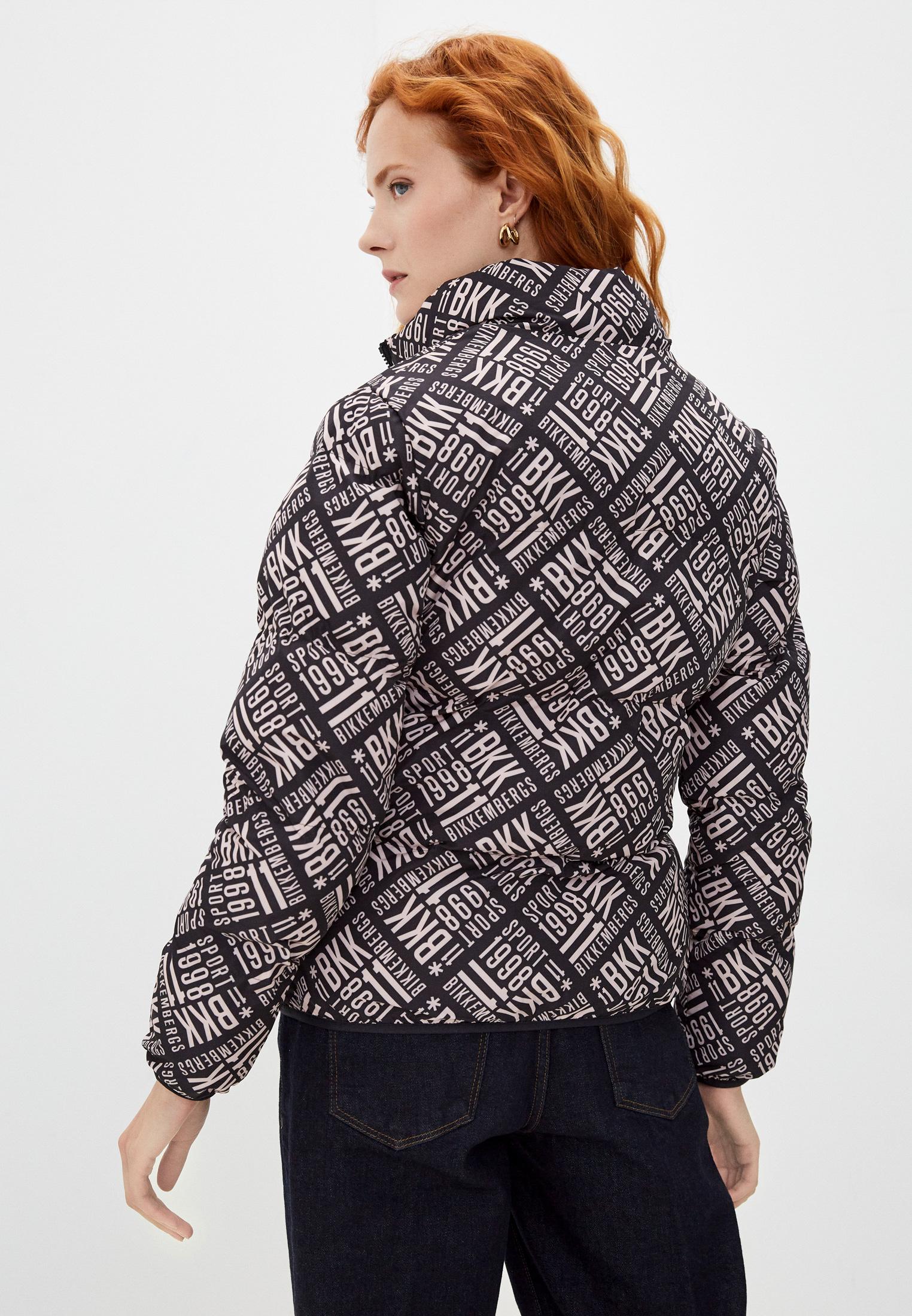 Утепленная куртка Bikkembergs D H 043 01 T 218A: изображение 4