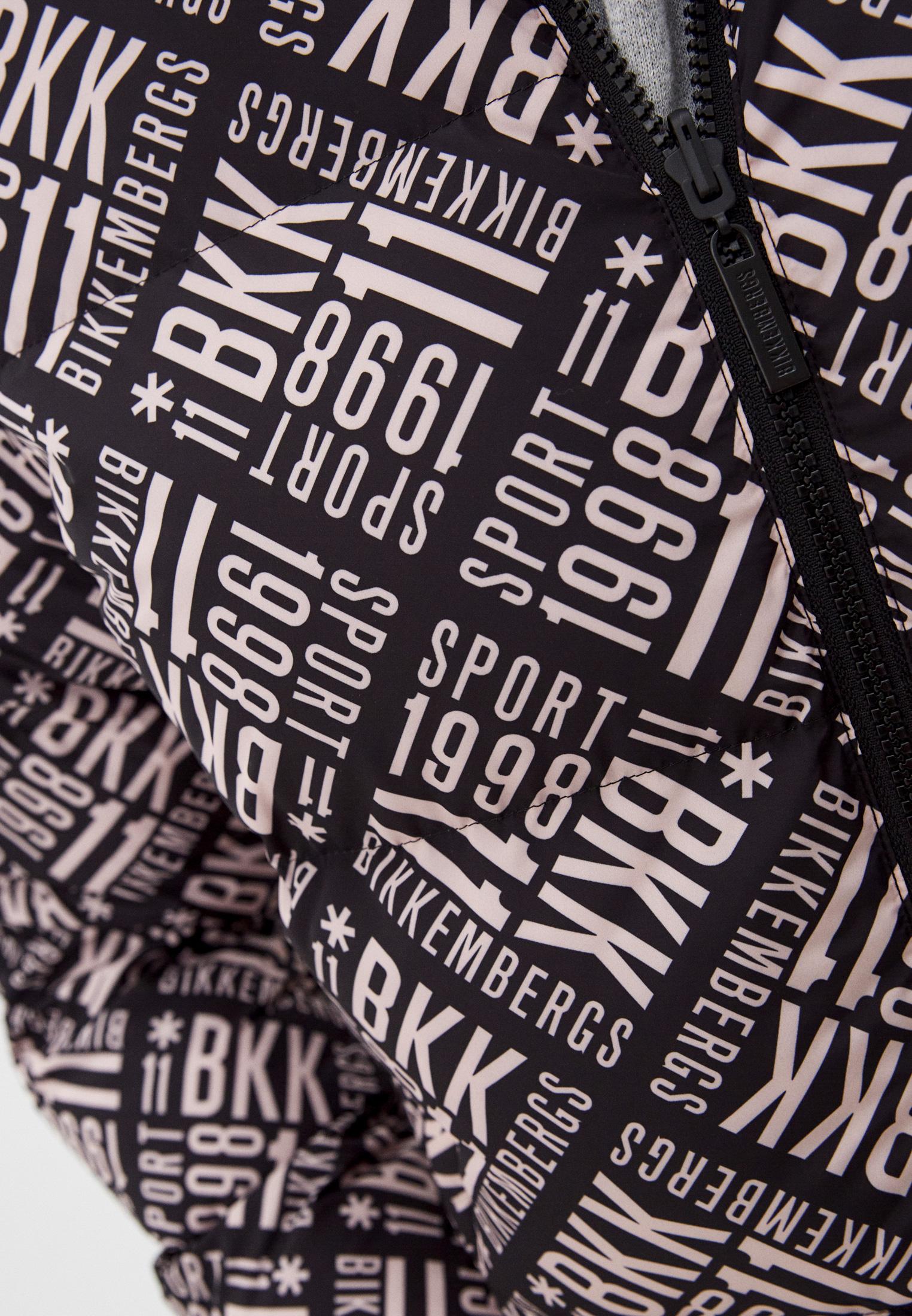 Утепленная куртка Bikkembergs D H 043 01 T 218A: изображение 5