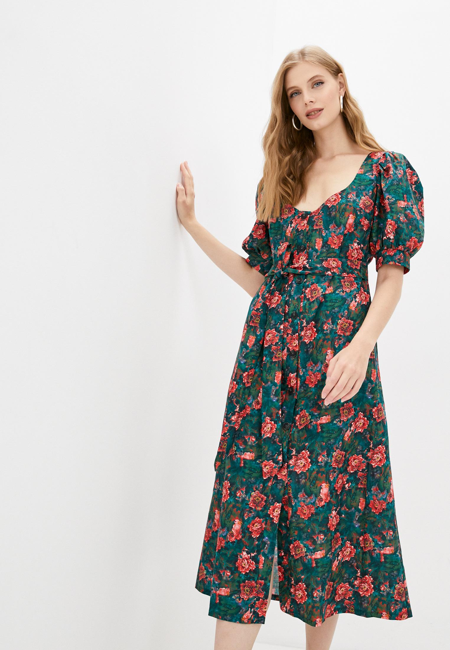 Повседневное платье Fridaymonday F202063