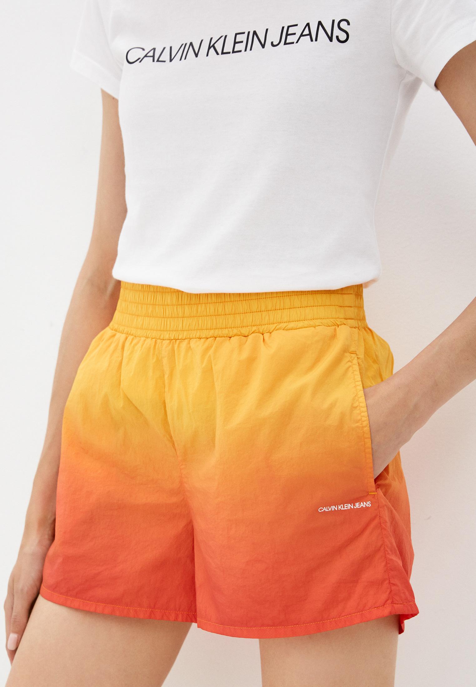 Женские повседневные шорты Calvin Klein Jeans Шорты спортивные Calvin Klein Jeans