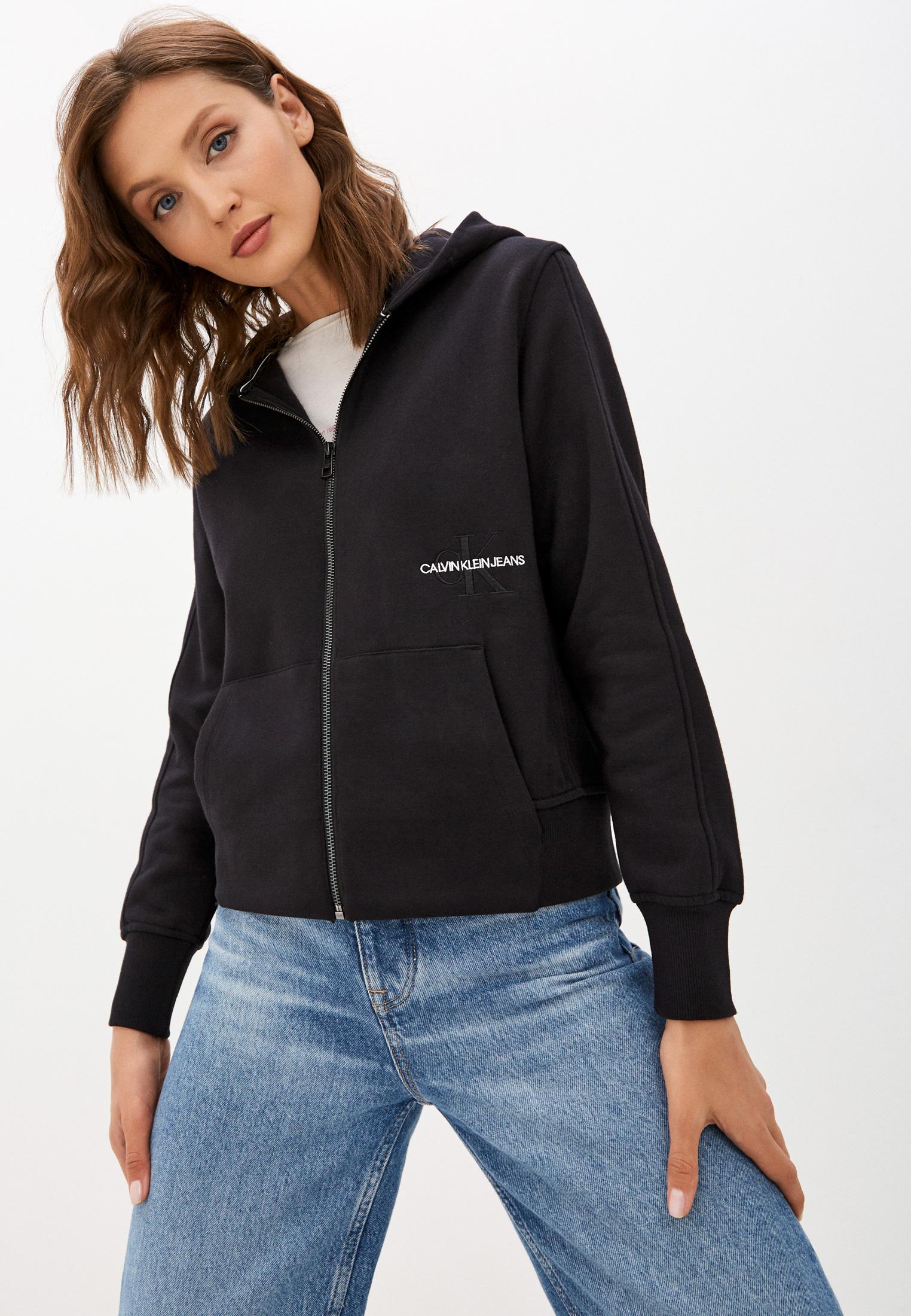 Толстовка Calvin Klein Jeans J20J216446