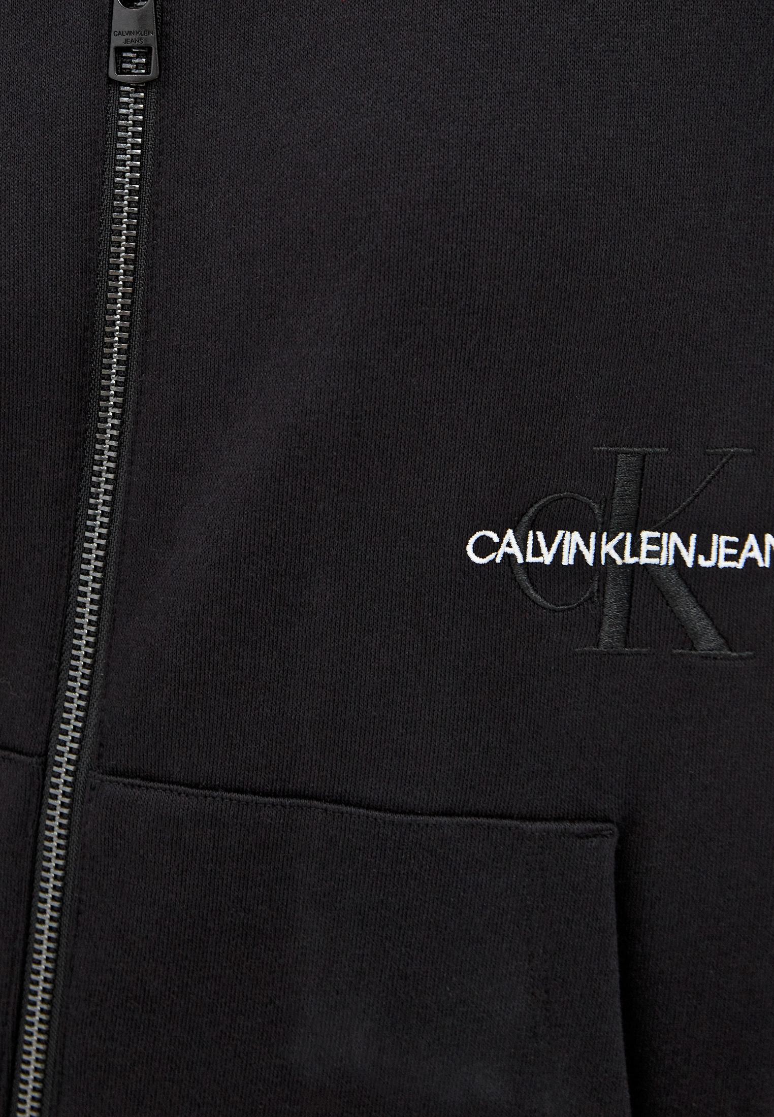 Толстовка Calvin Klein Jeans J20J216446: изображение 4