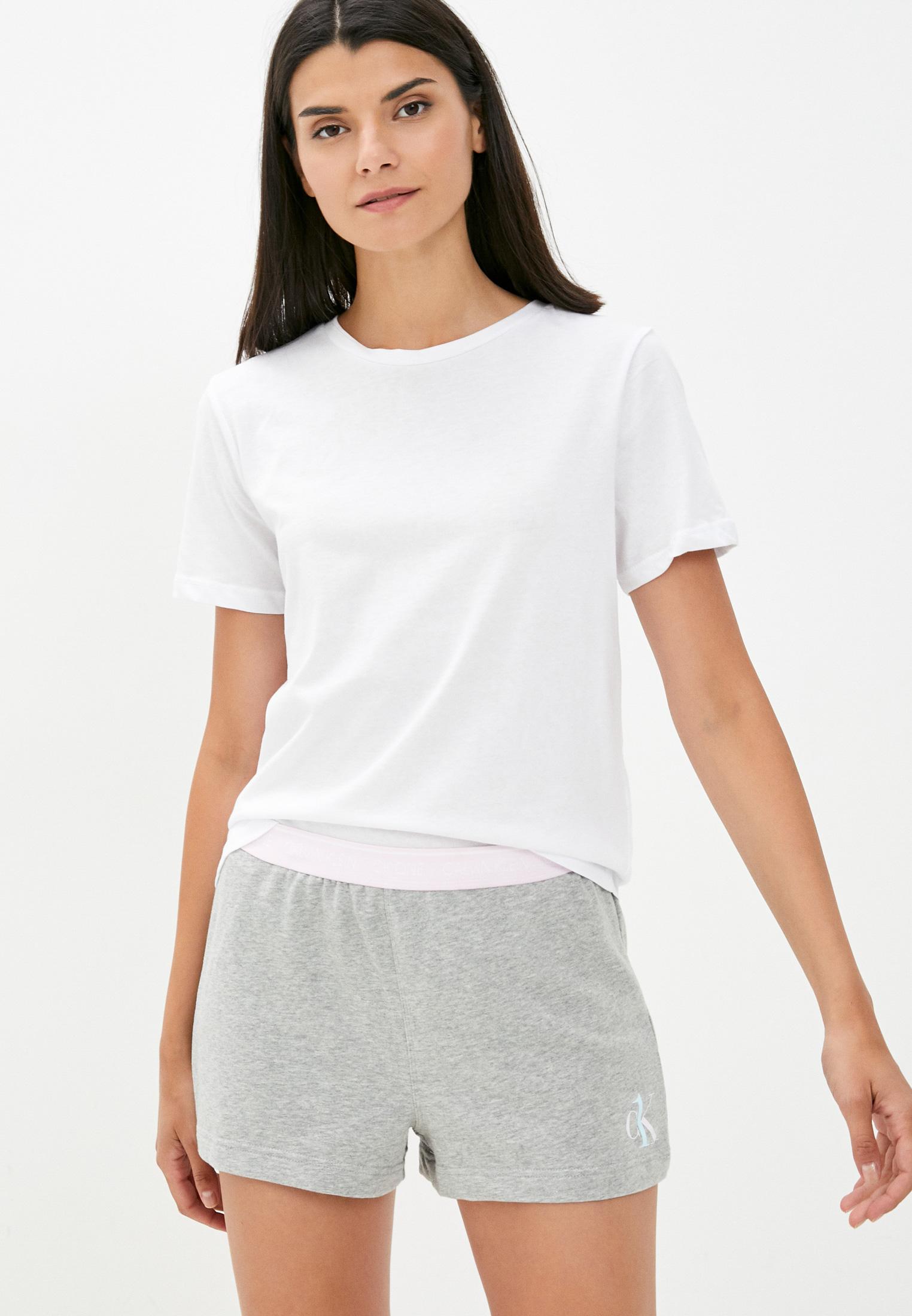 Женские домашние брюки Calvin Klein Underwear QS6428E: изображение 2