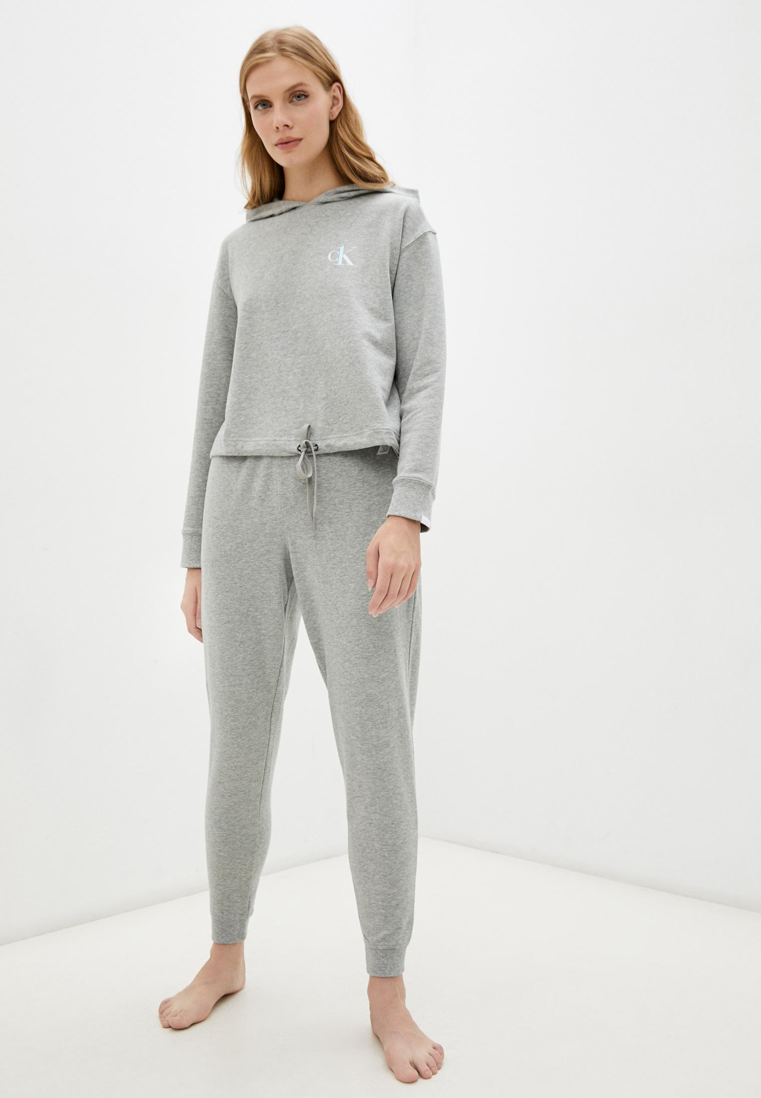 Женские домашние брюки Calvin Klein Underwear QS6429E: изображение 2