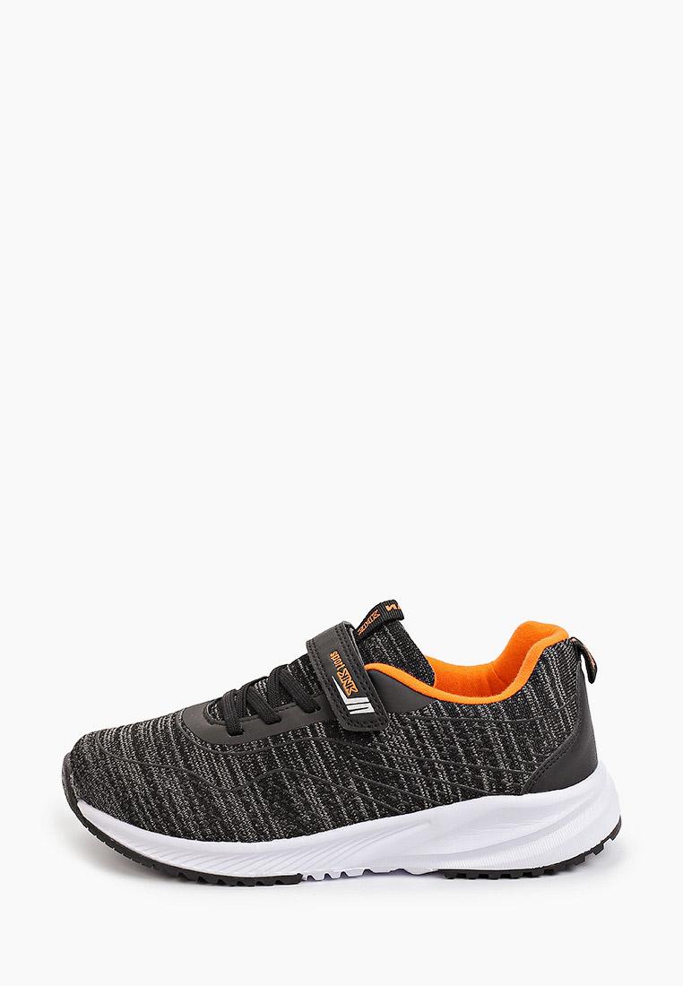 Кроссовки для мальчиков KENKA KQF_2062-1_black