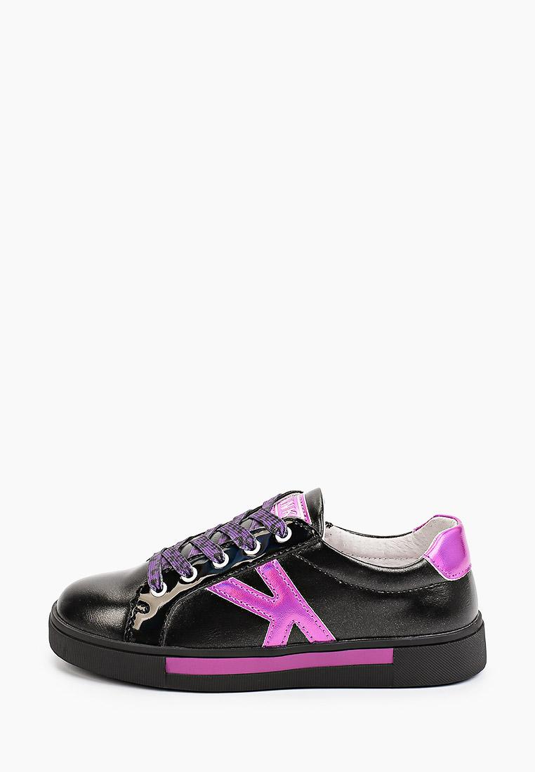 Кеды KENKA LPL_9081-2_black-violet
