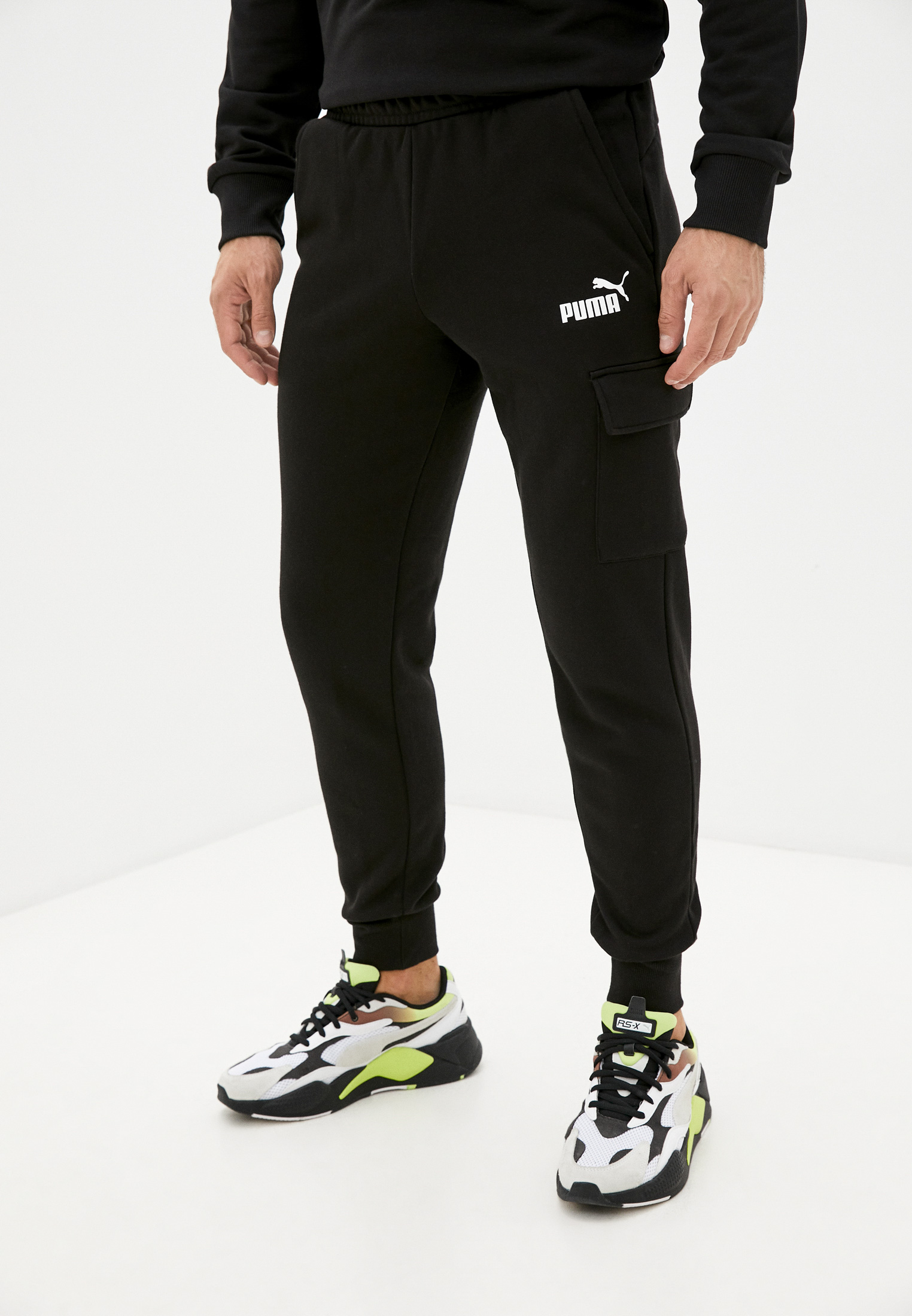 Мужские спортивные брюки Puma (Пума) 845802