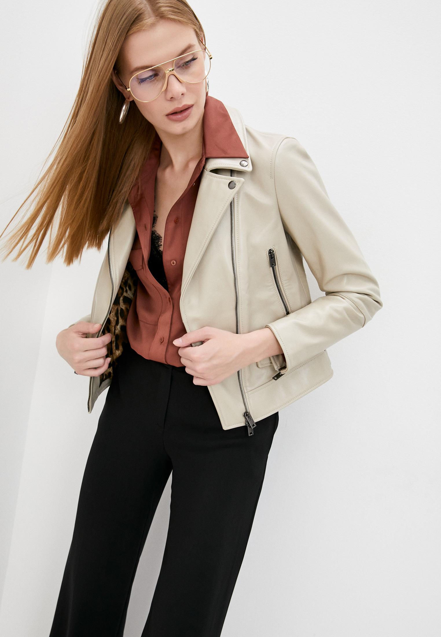 Кожаная куртка Blouson 500: изображение 1
