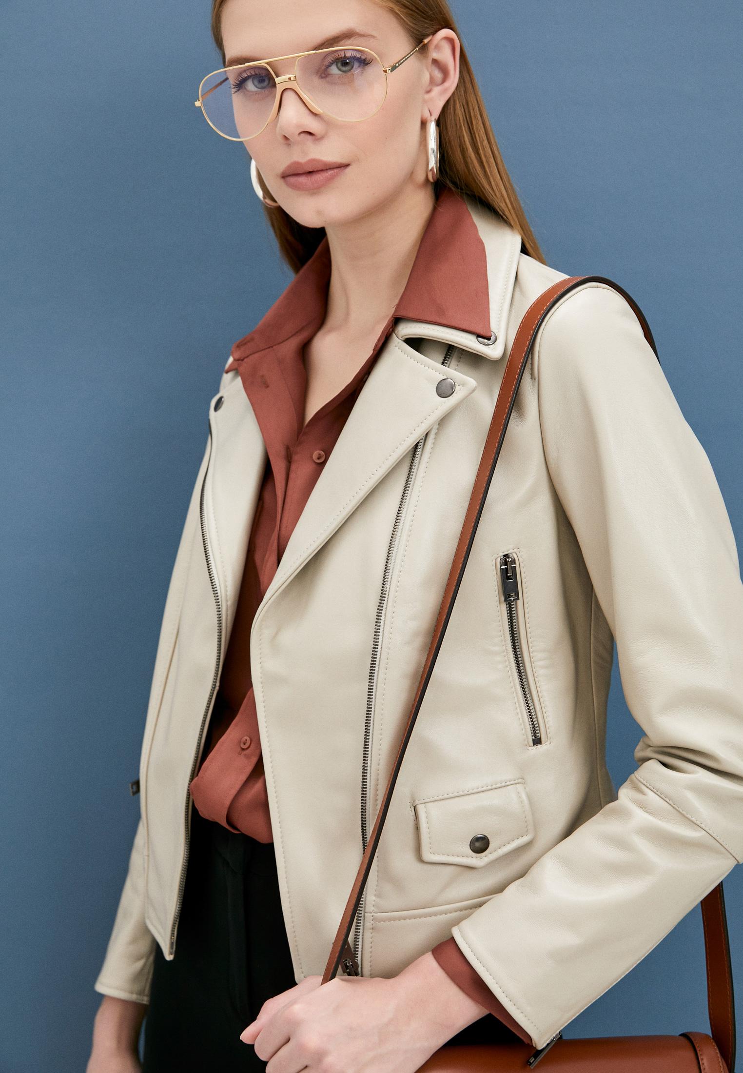 Кожаная куртка Blouson 500: изображение 2