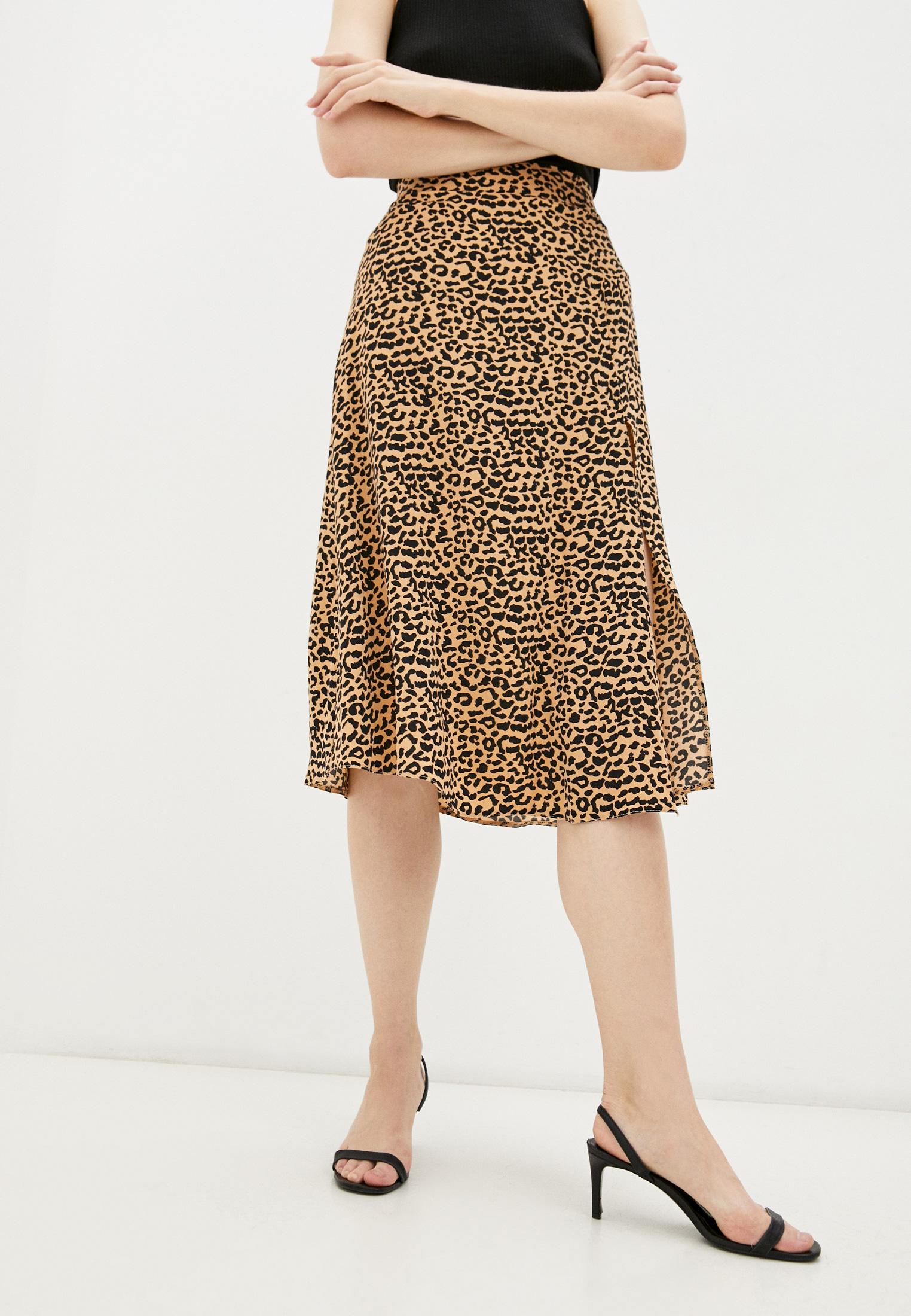 Широкая юбка Moki М-1754