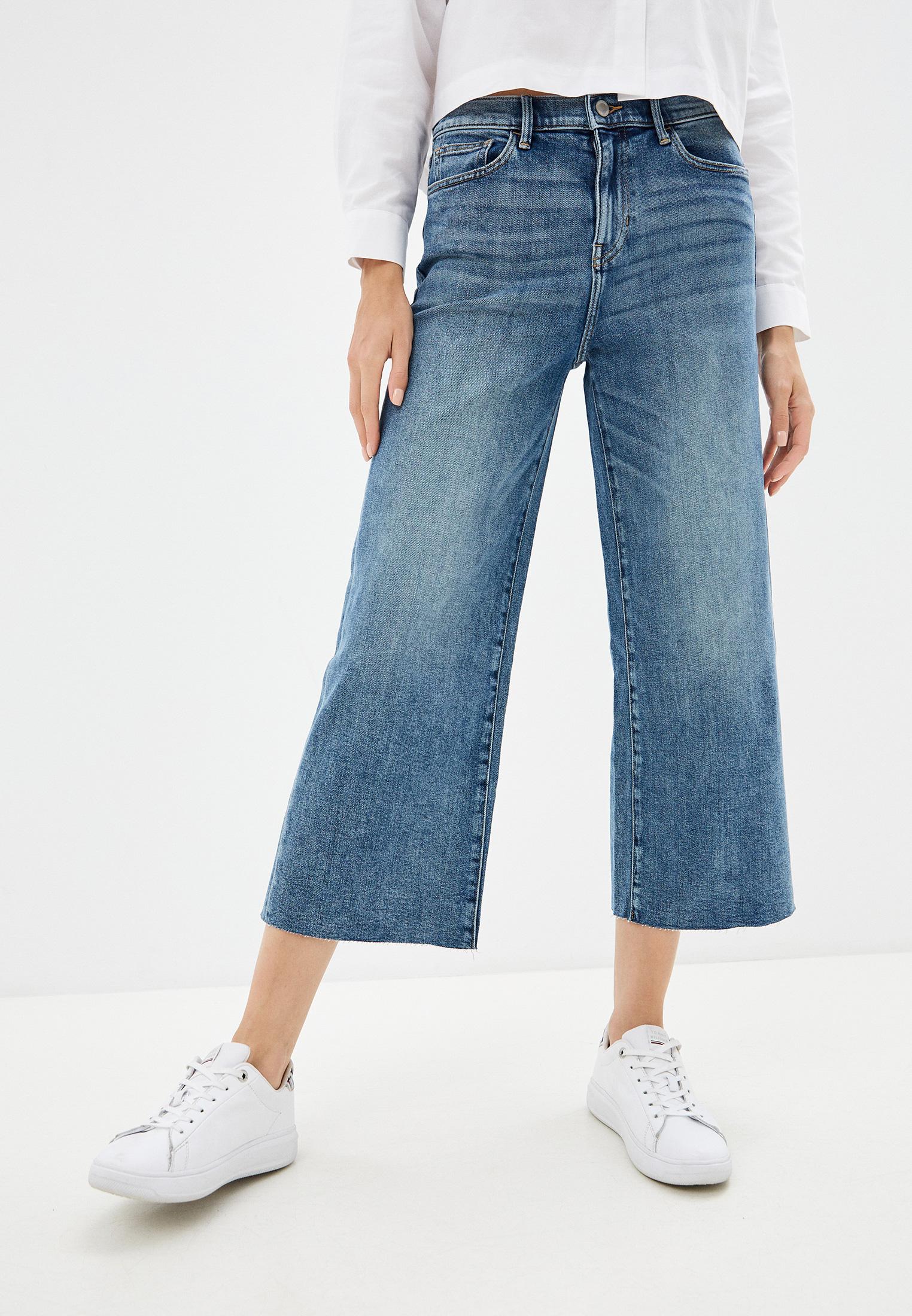 Широкие и расклешенные джинсы Banana Republic (Банана Репаблик) 425089: изображение 5