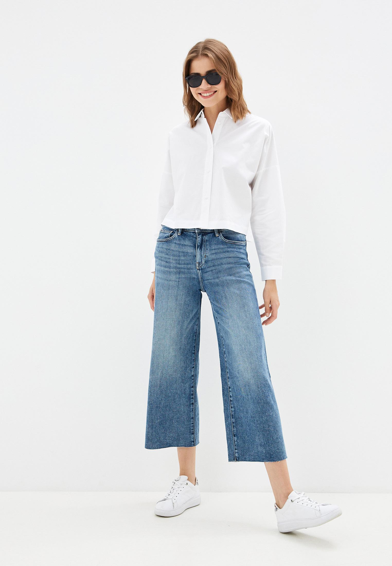 Широкие и расклешенные джинсы Banana Republic (Банана Репаблик) 425089: изображение 6