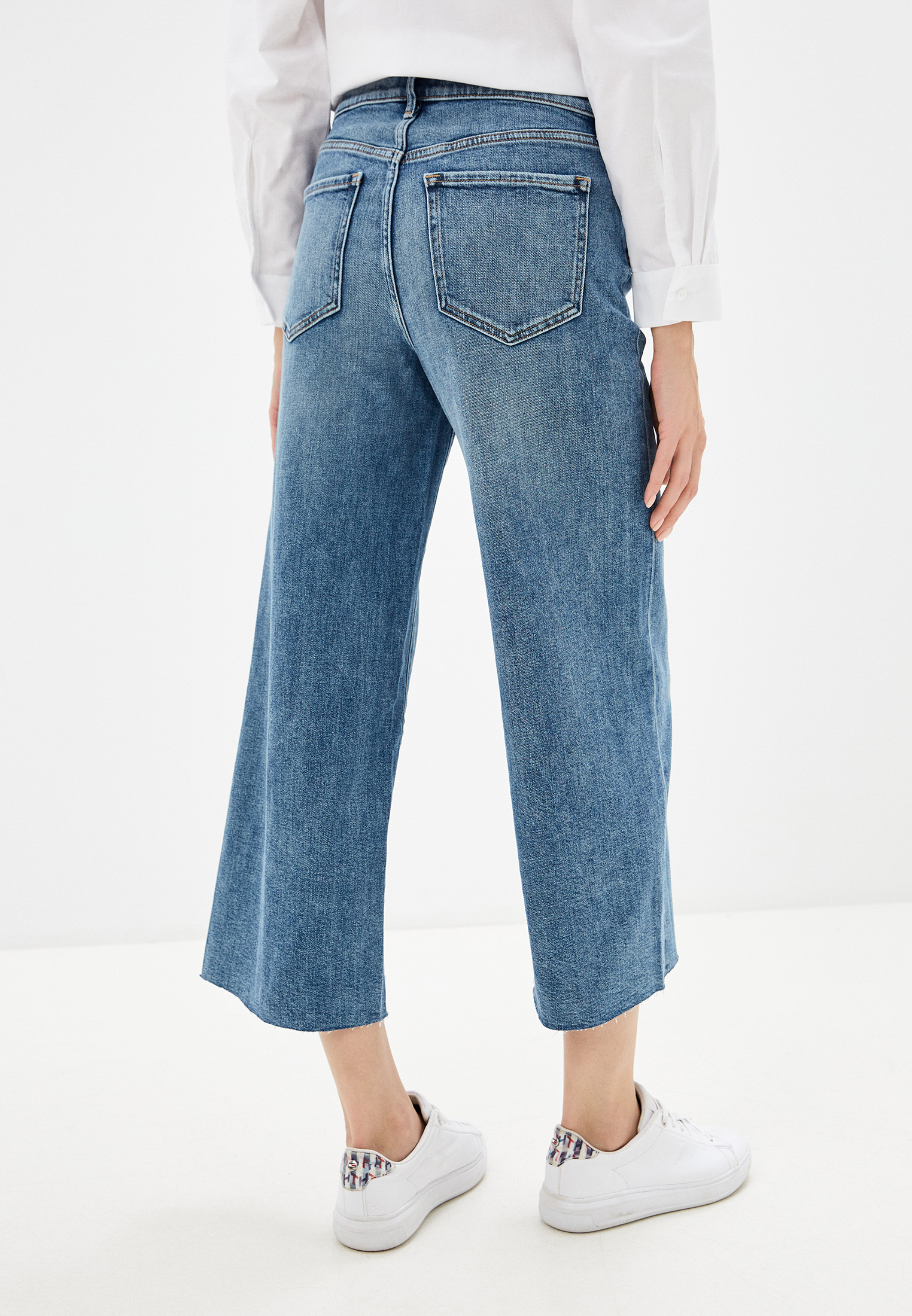 Широкие и расклешенные джинсы Banana Republic (Банана Репаблик) 425089: изображение 7