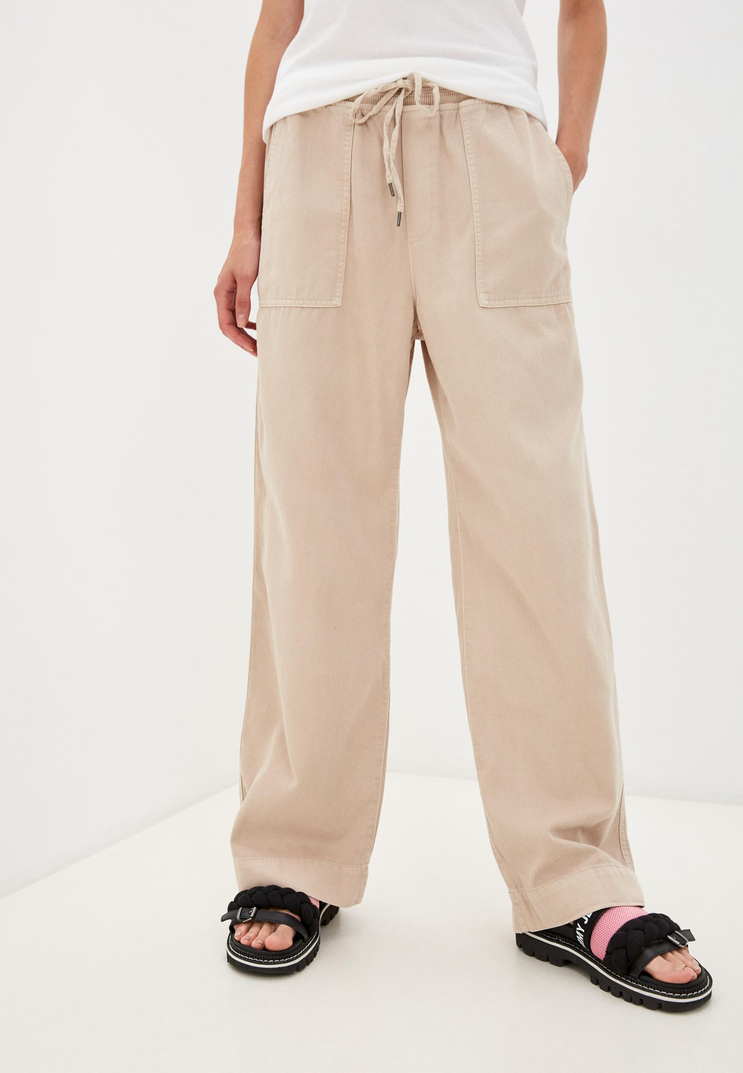 Женские широкие и расклешенные брюки Gap 685254