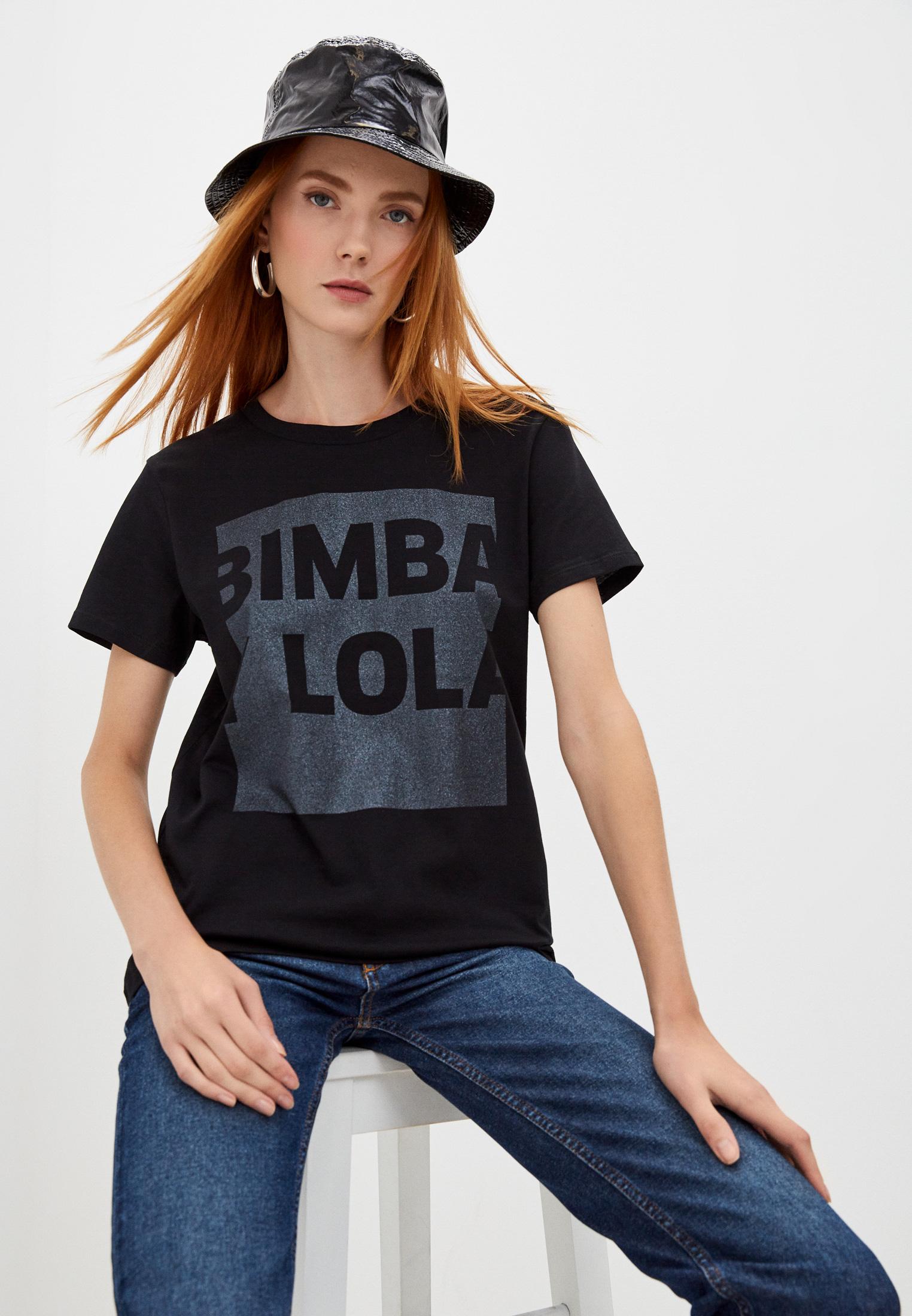 Футболка с коротким рукавом Bimba Y Lola Футболка Bimba Y Lola