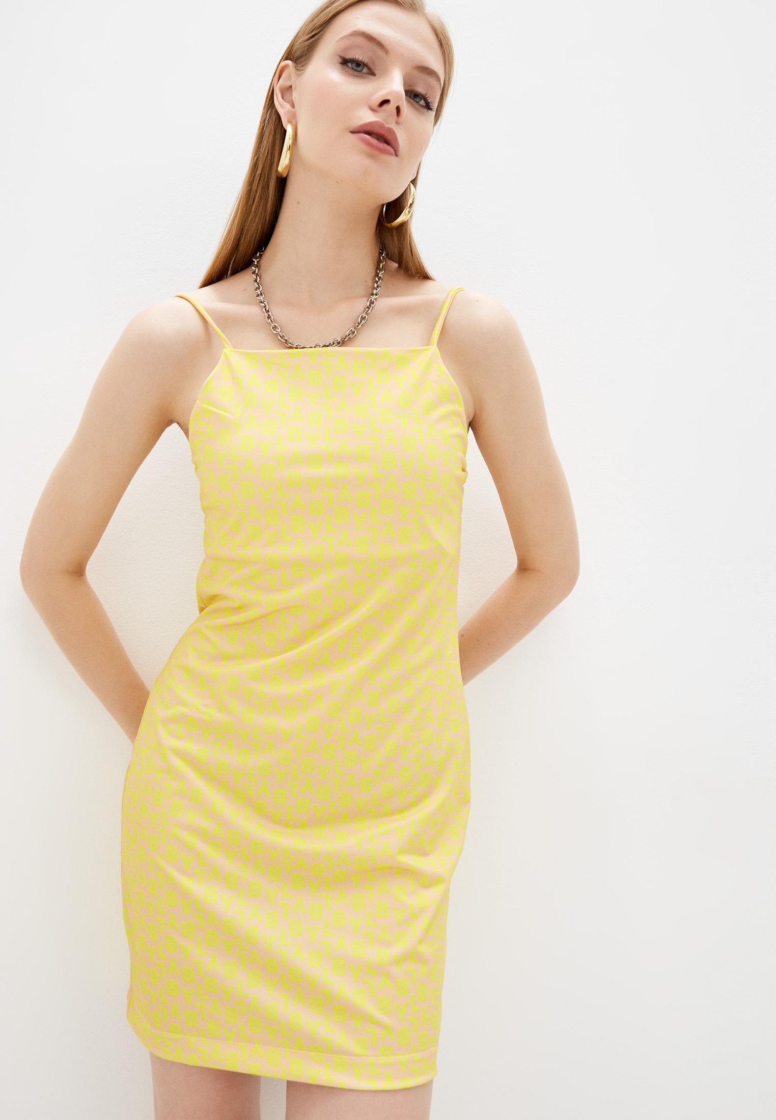 Женские платья-сарафаны Bimba Y Lola Сарафан Bimba Y Lola