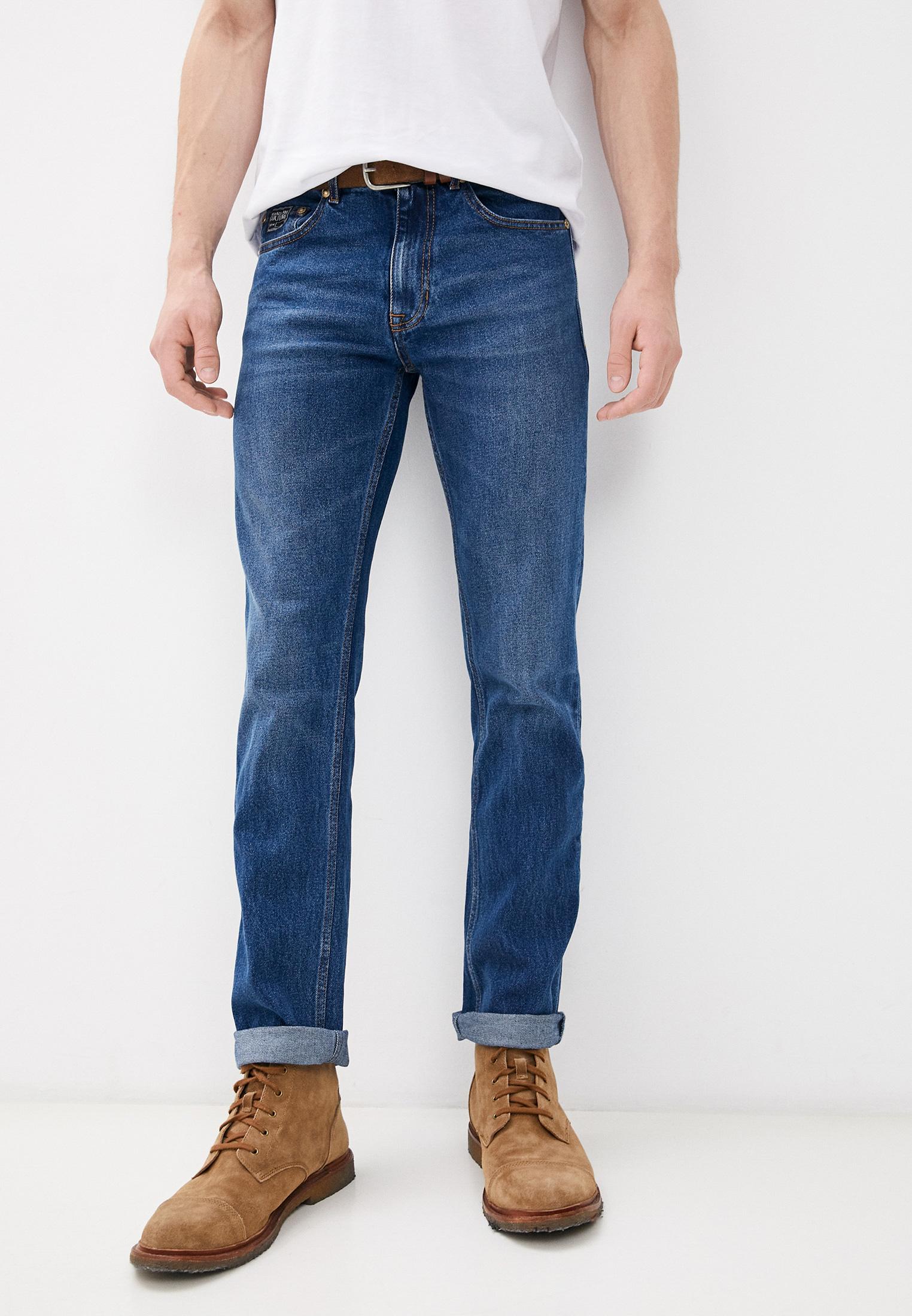 Мужские прямые джинсы Versace Jeans Couture 71GAB5S2DW00903M