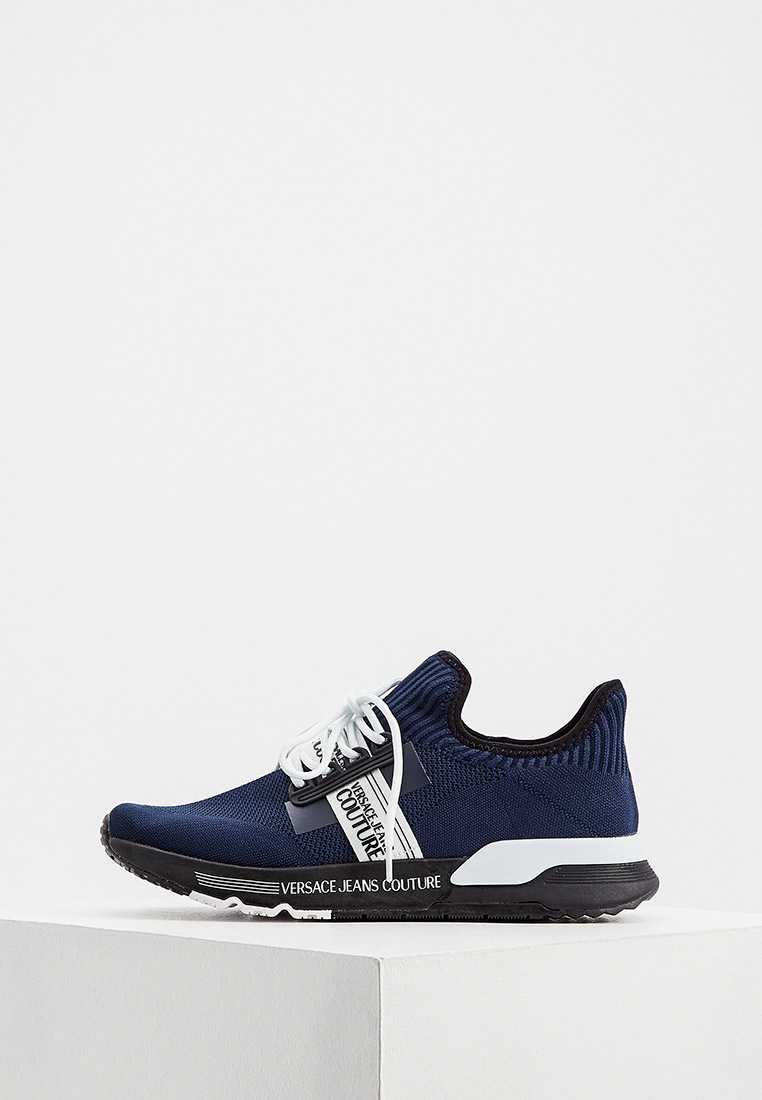 Мужские кроссовки Versace Jeans Couture 71YA3SA7ZS047