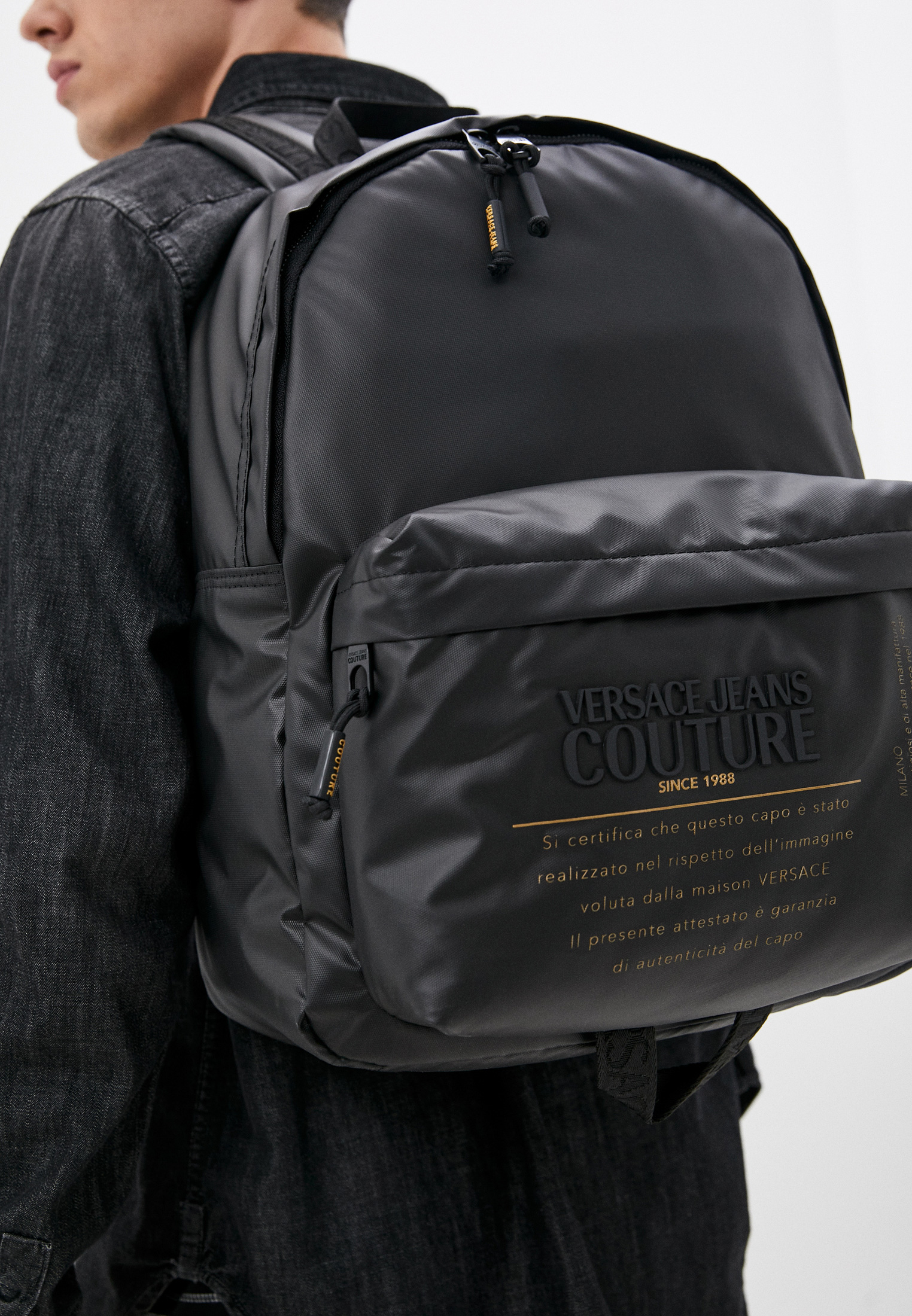 Городской рюкзак Versace Jeans Couture 71YA4B30ZS103
