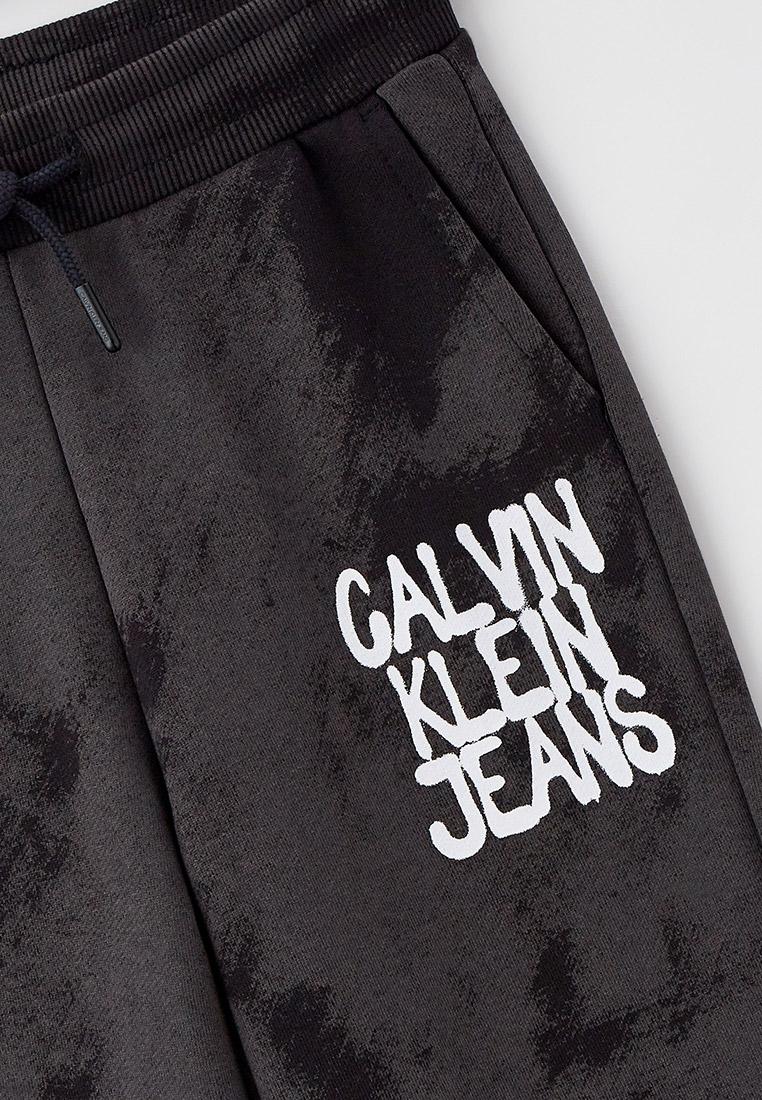 Спортивные брюки Calvin Klein Jeans IB0IB00945: изображение 3