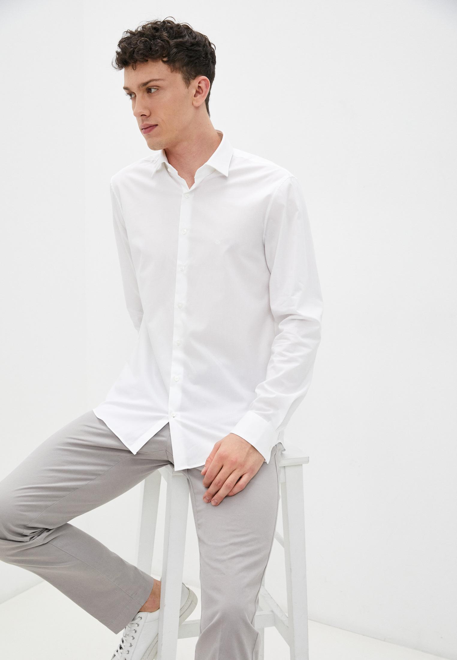 Рубашка с длинным рукавом Calvin Klein (Кельвин Кляйн) K10K103025