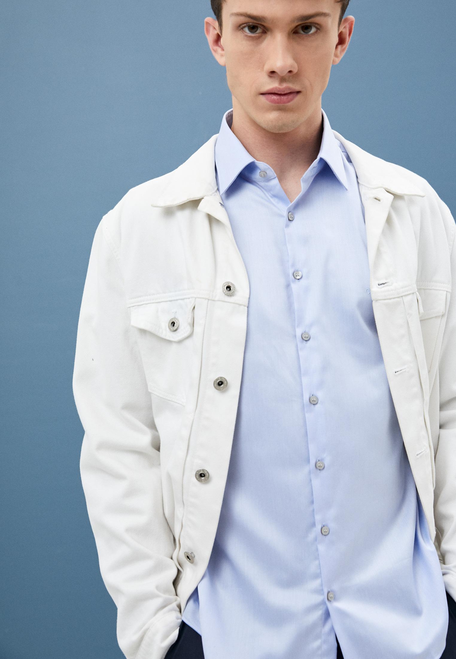 Рубашка с длинным рукавом Calvin Klein (Кельвин Кляйн) K10K103027: изображение 2
