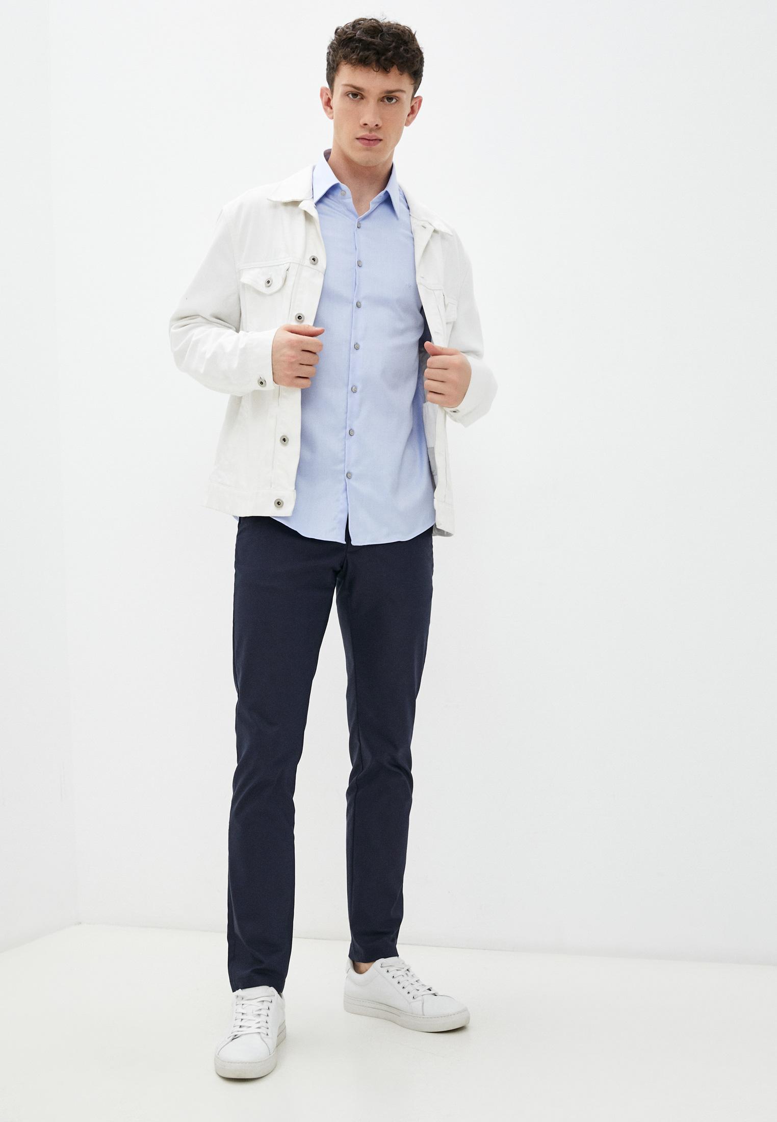 Рубашка с длинным рукавом Calvin Klein (Кельвин Кляйн) K10K103027: изображение 3