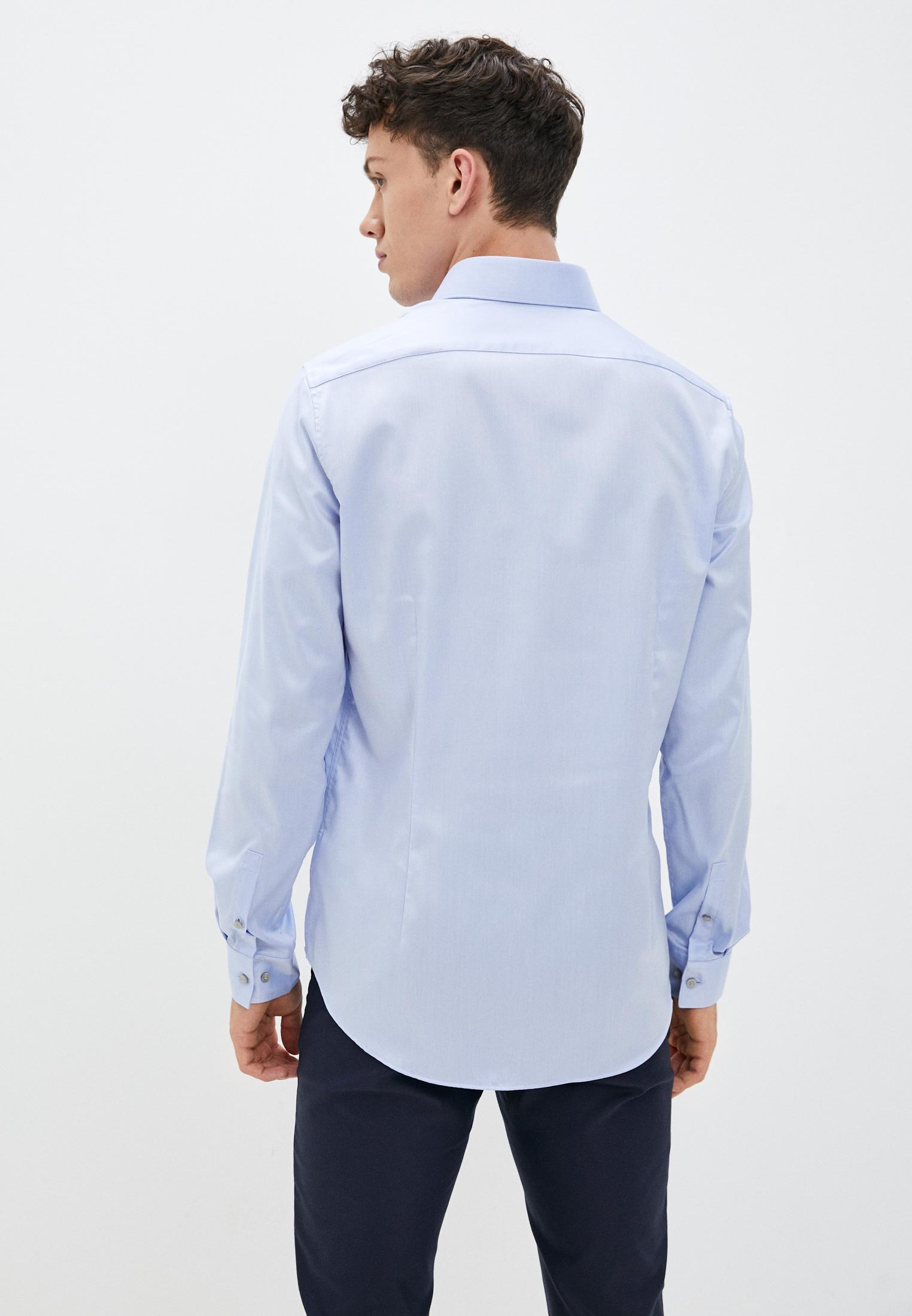 Рубашка с длинным рукавом Calvin Klein (Кельвин Кляйн) K10K103027: изображение 4