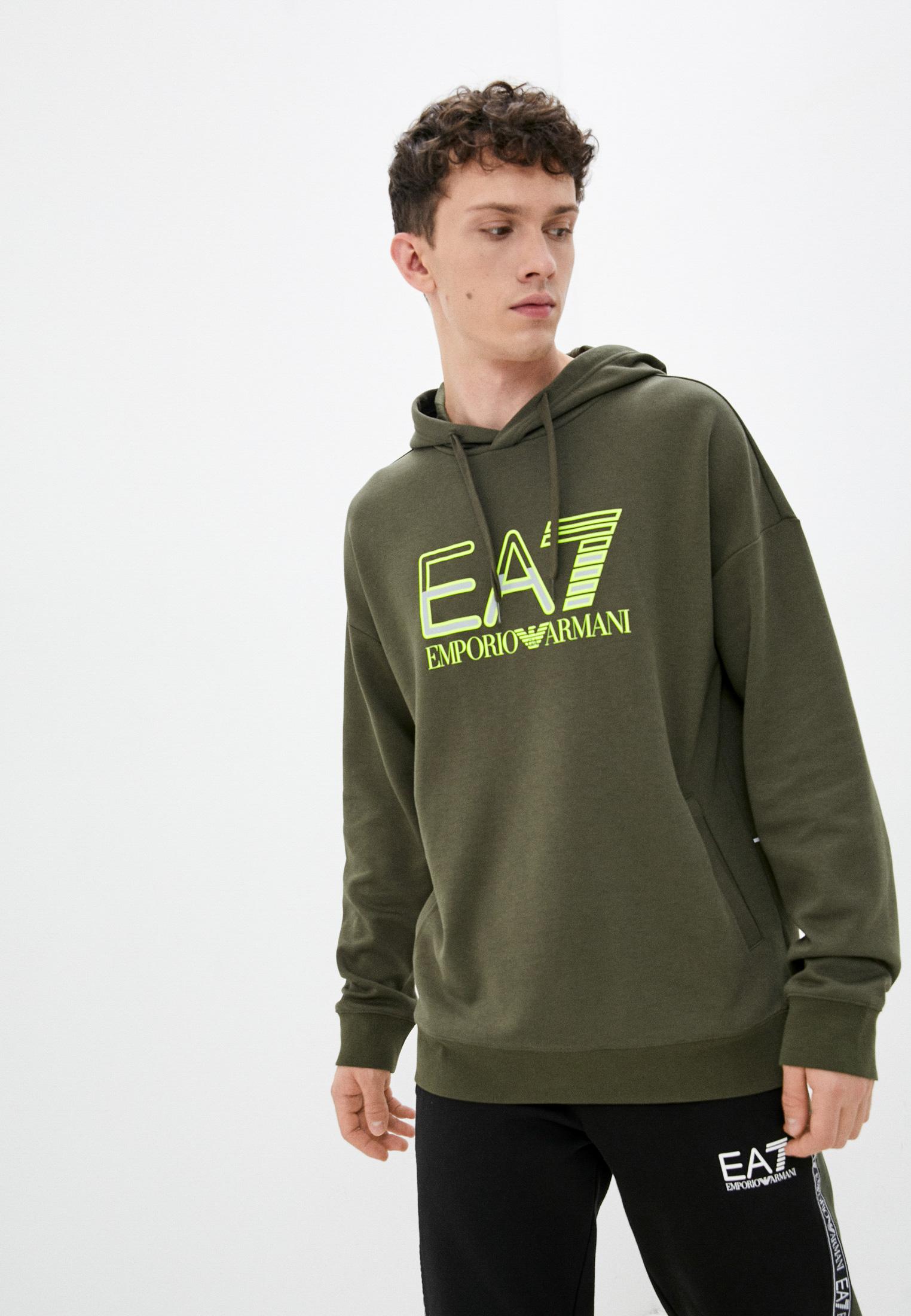Толстовка EA7 Худи EA7