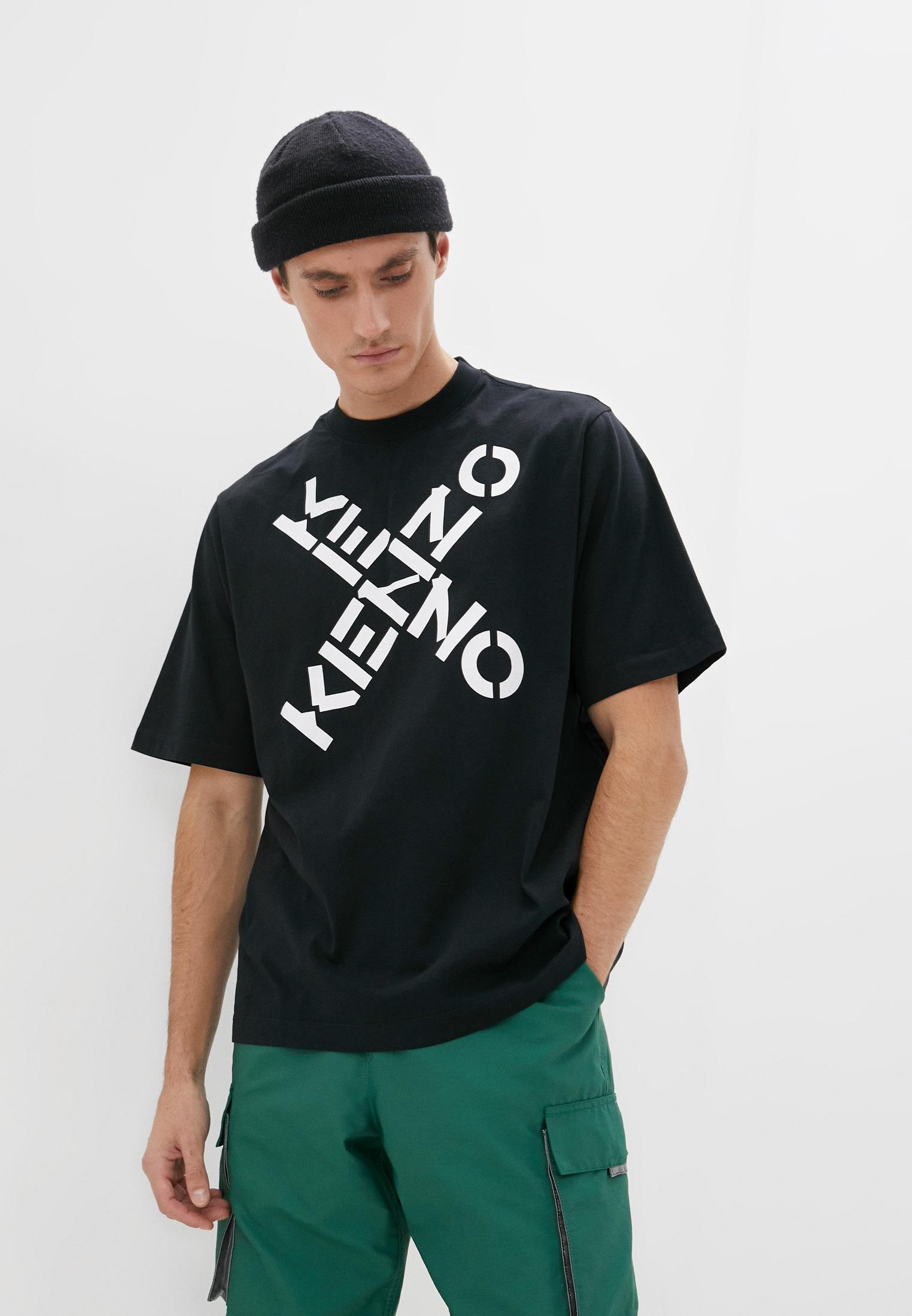 Мужская футболка Kenzo (Кензо) FA65TS5024SJ