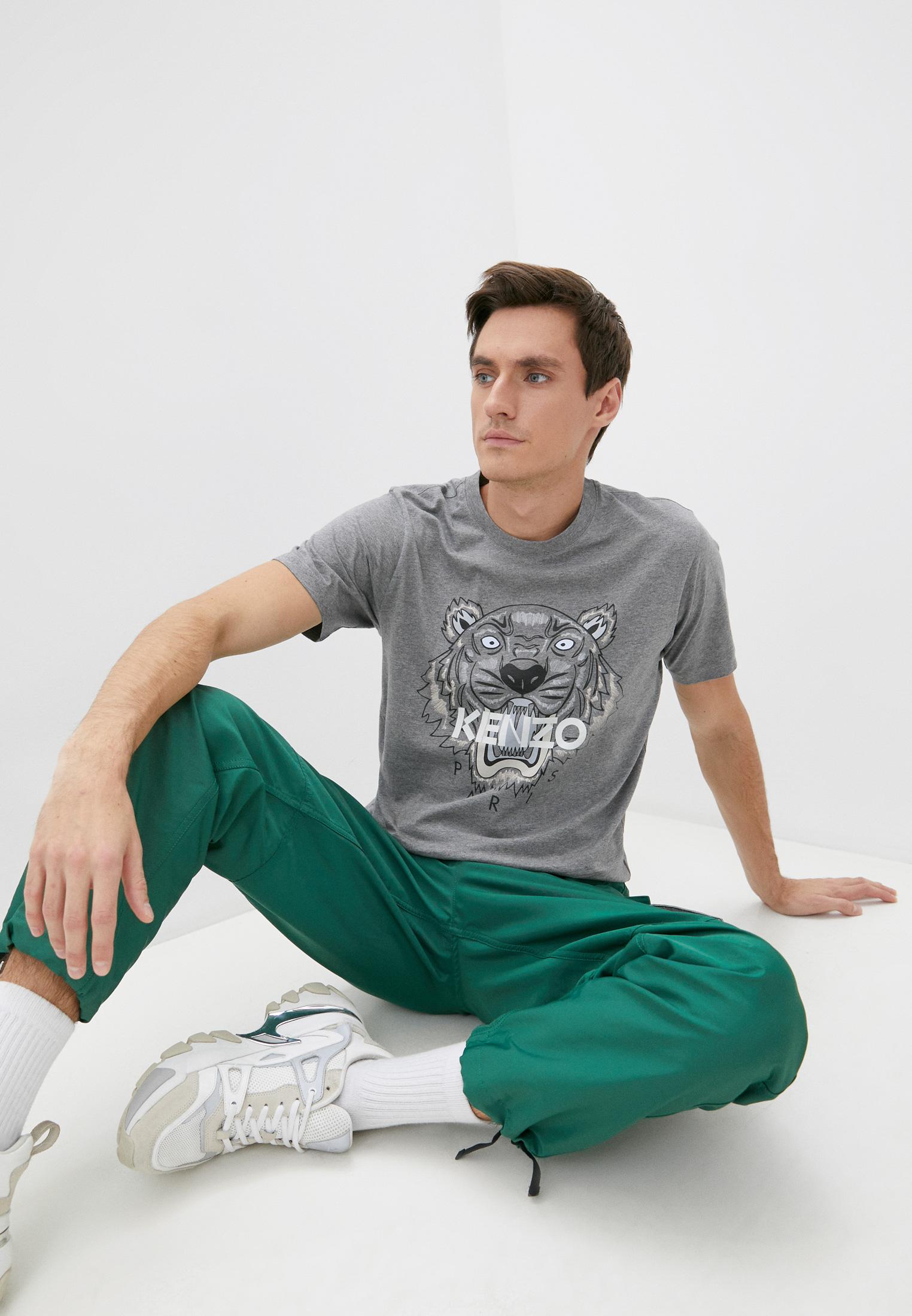 Мужская футболка Kenzo (Кензо) FB65TS0204YA