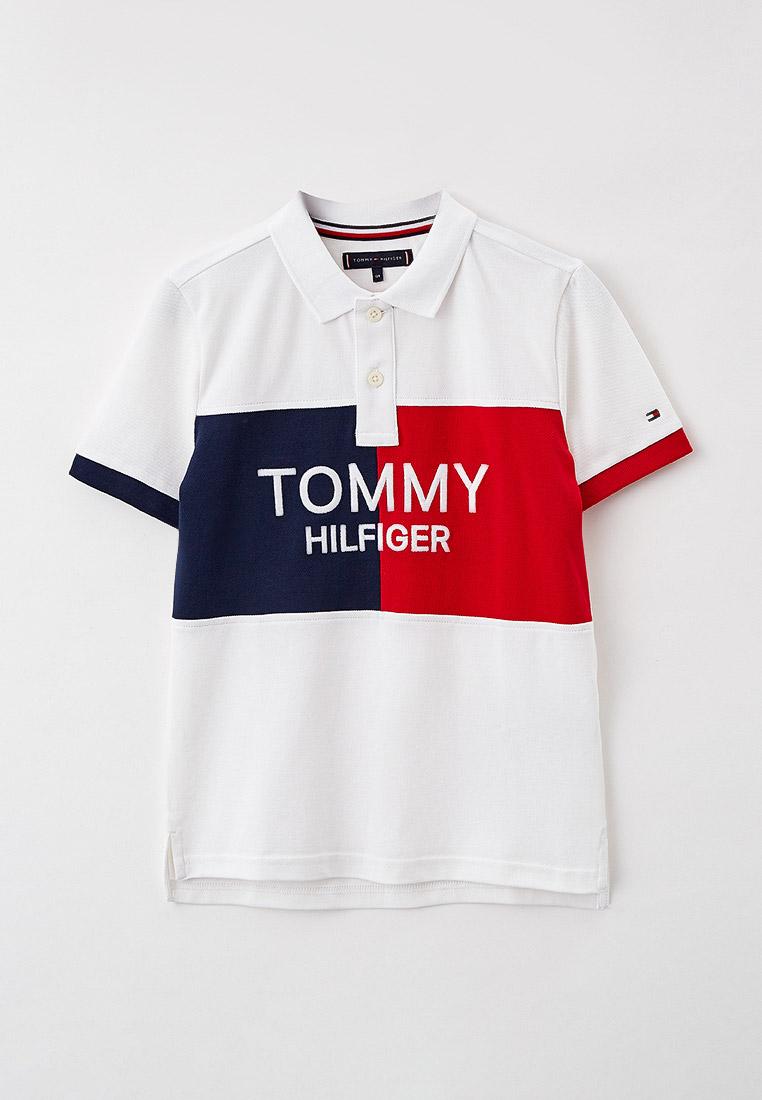 Поло Tommy Hilfiger (Томми Хилфигер) Поло Tommy Hilfiger