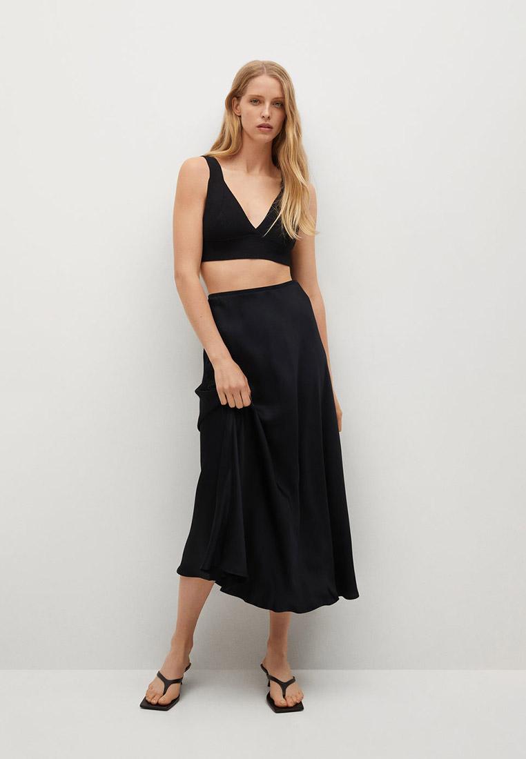 Широкая юбка Mango (Манго) 17942020: изображение 2