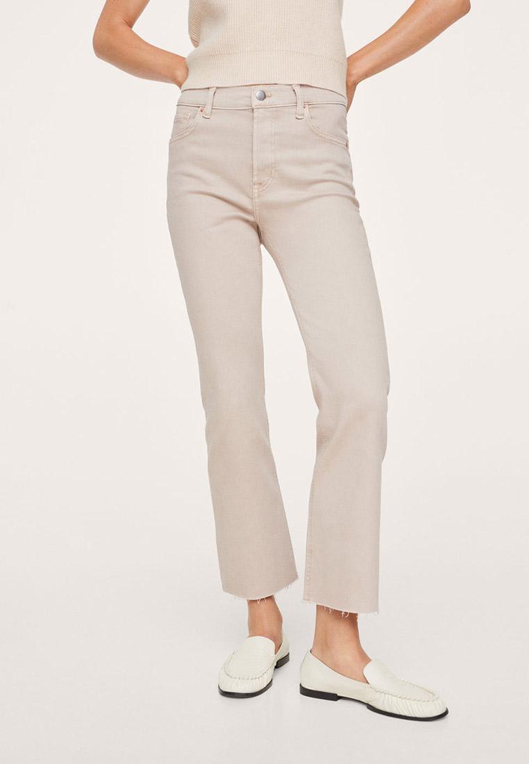 Широкие и расклешенные джинсы Mango (Манго) Укороченные джинсы flare - Sienna