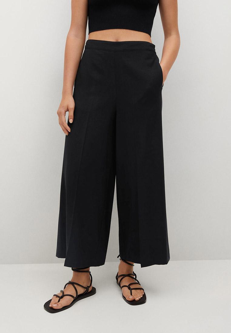 Женские широкие и расклешенные брюки Mango (Манго) 17094038