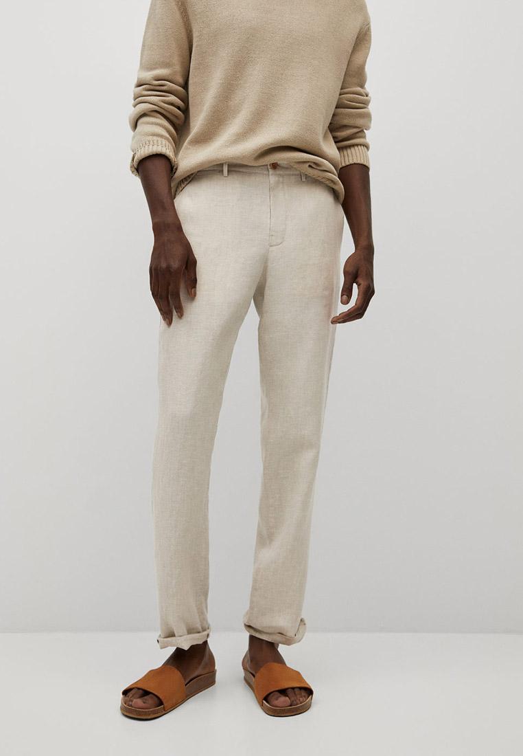 Мужские повседневные брюки Mango Man 17010051