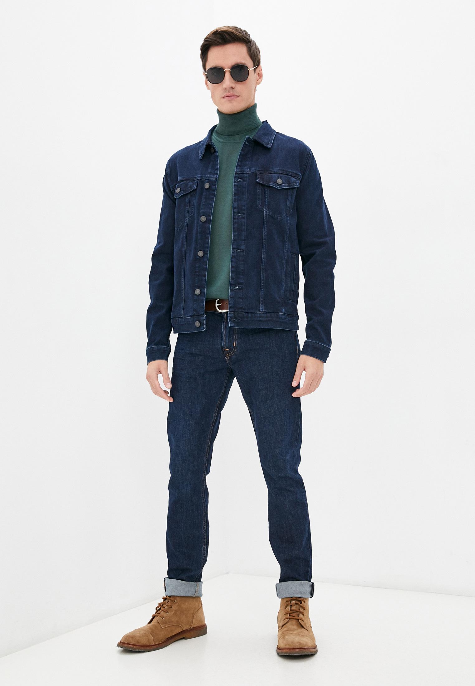 Джинсовая куртка 7 For All Mankind (7 Фо Олл Мэнкайнд) JSK5R460LL: изображение 3