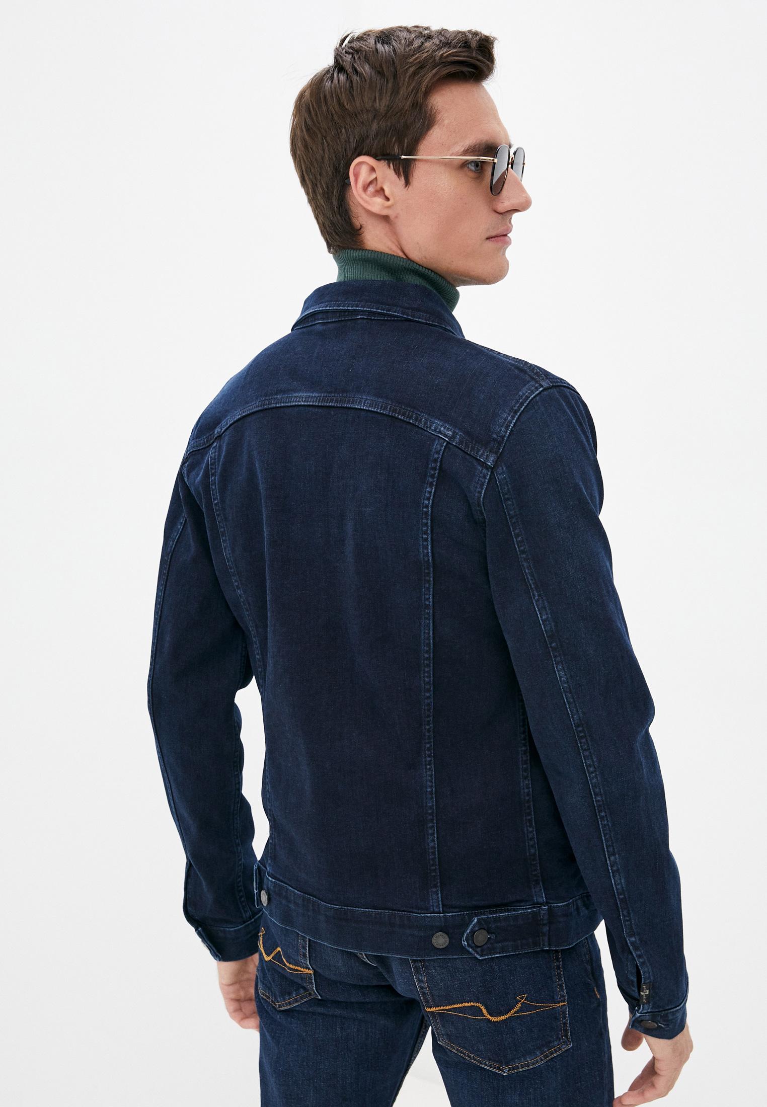 Джинсовая куртка 7 For All Mankind (7 Фо Олл Мэнкайнд) JSK5R460LL: изображение 4