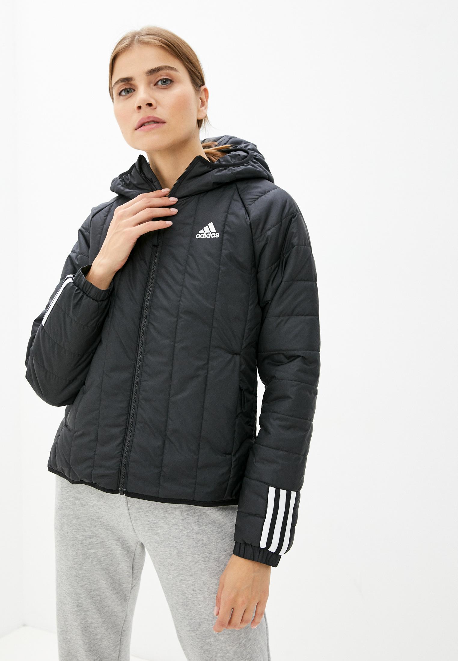 Утепленная куртка Adidas (Адидас) Куртка утепленная adidas