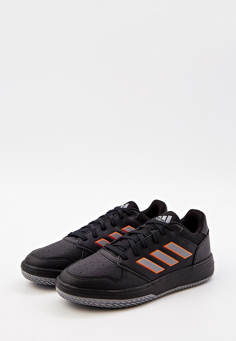 Мужские кеды Adidas (Адидас) H04444: изображение 3