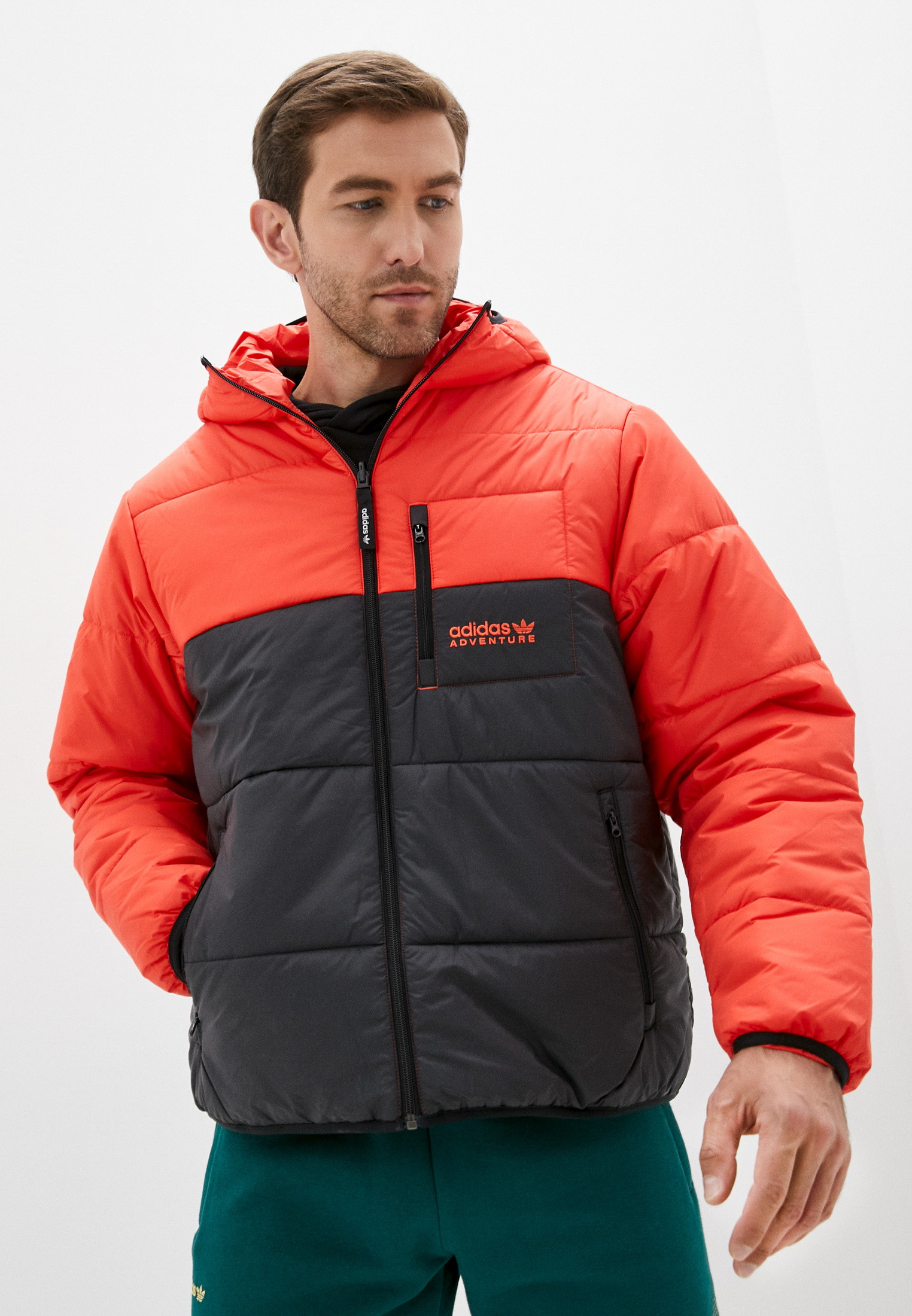 Мужская верхняя одежда Adidas Originals (Адидас Ориджиналс) H13572