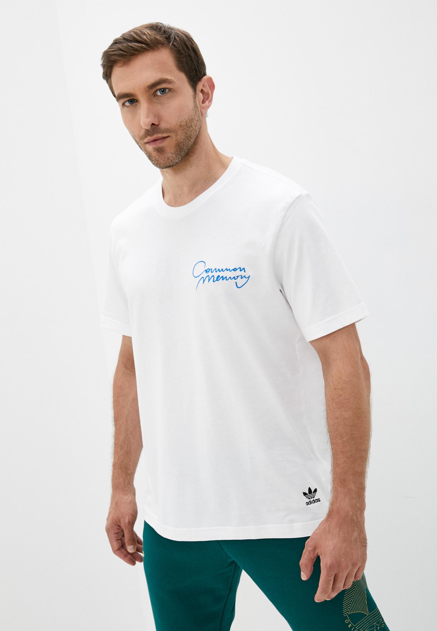 Футболка Adidas Originals (Адидас Ориджиналс) H13523: изображение 3