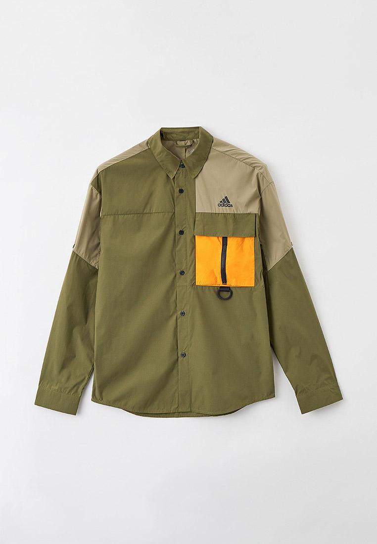 Женские рубашки с длинным рукавом Adidas (Адидас) H13775: изображение 1